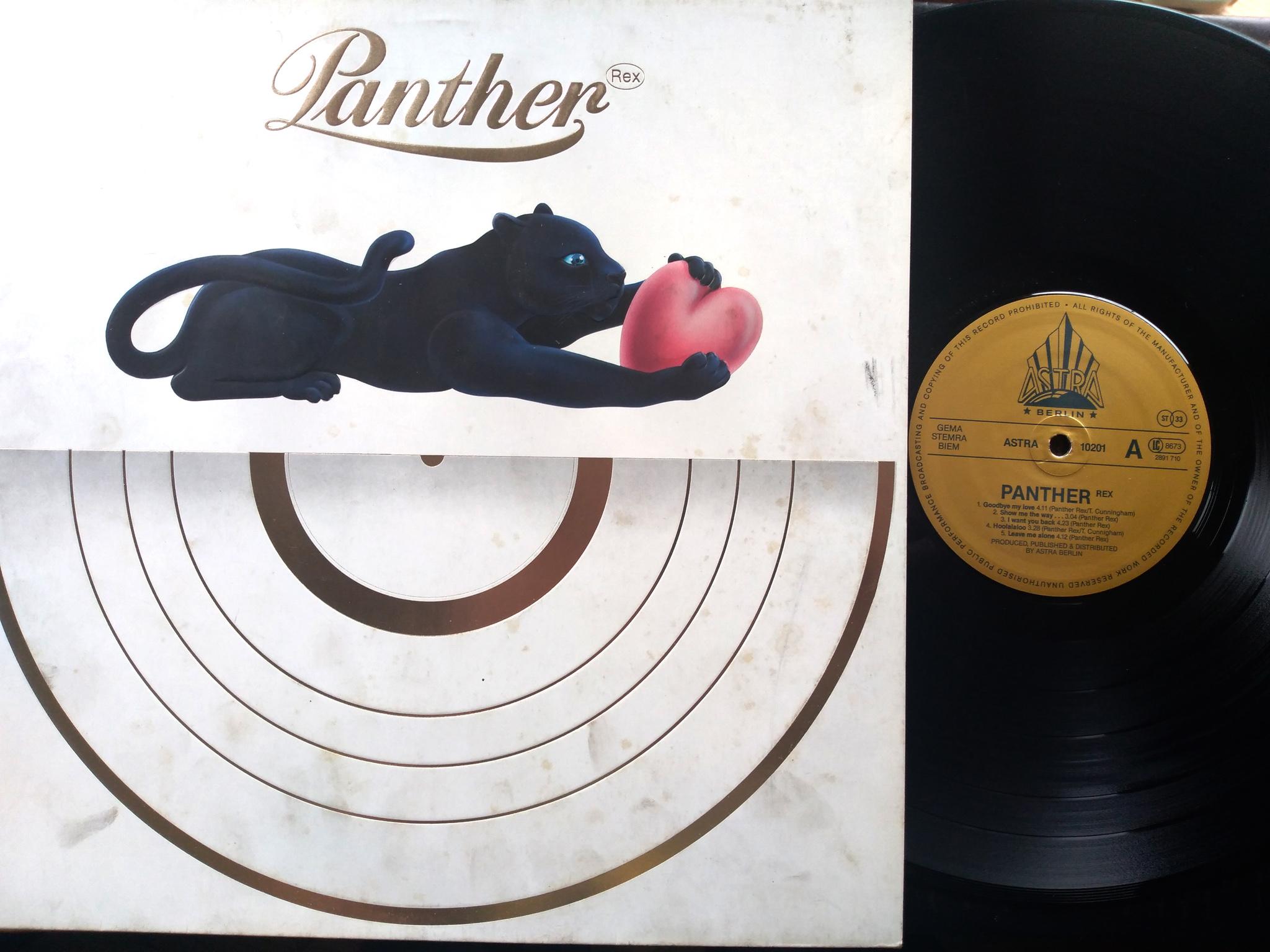 Panther Rex LP