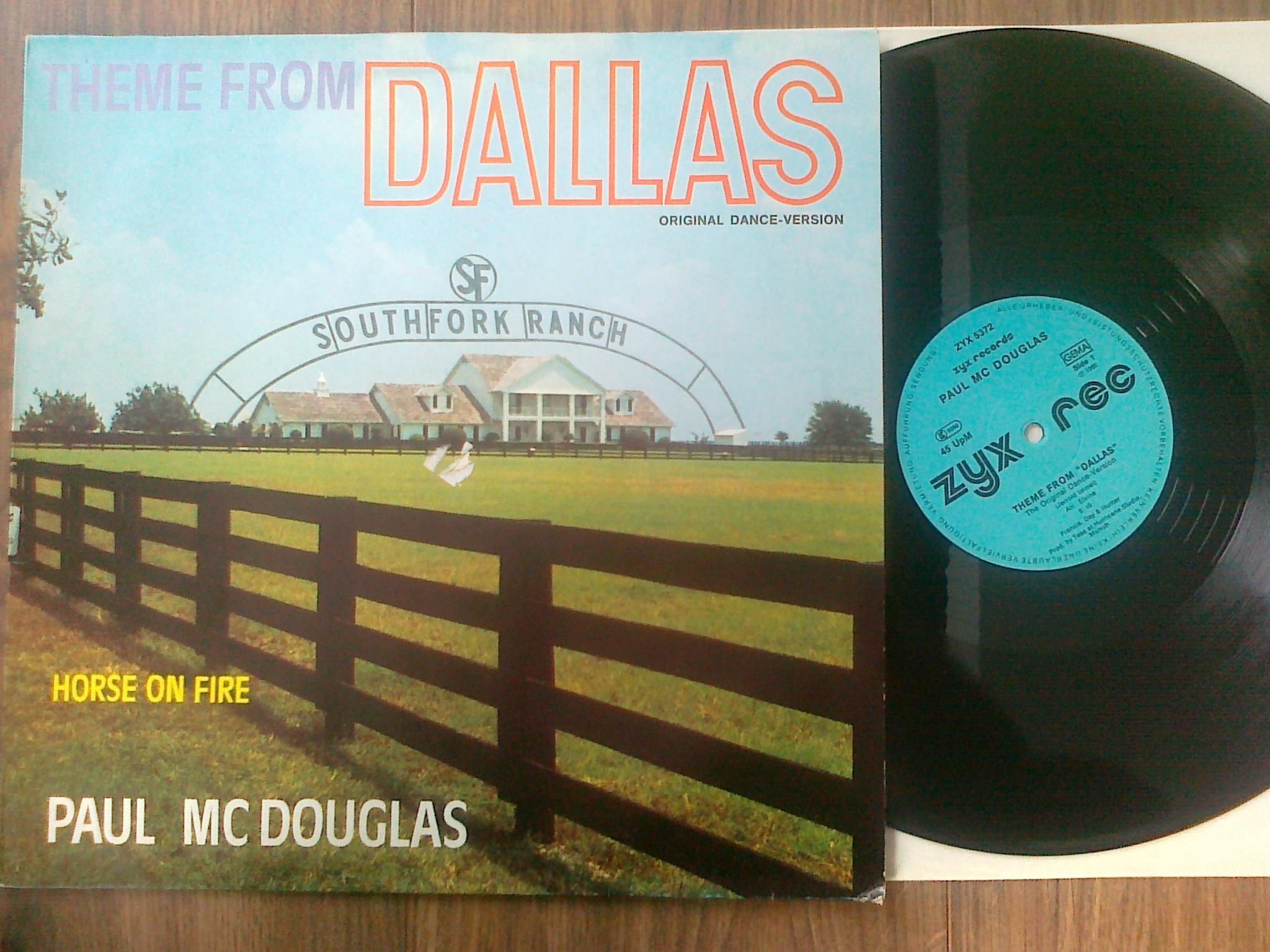 Paul Mc Douglas - Theme From Dallas