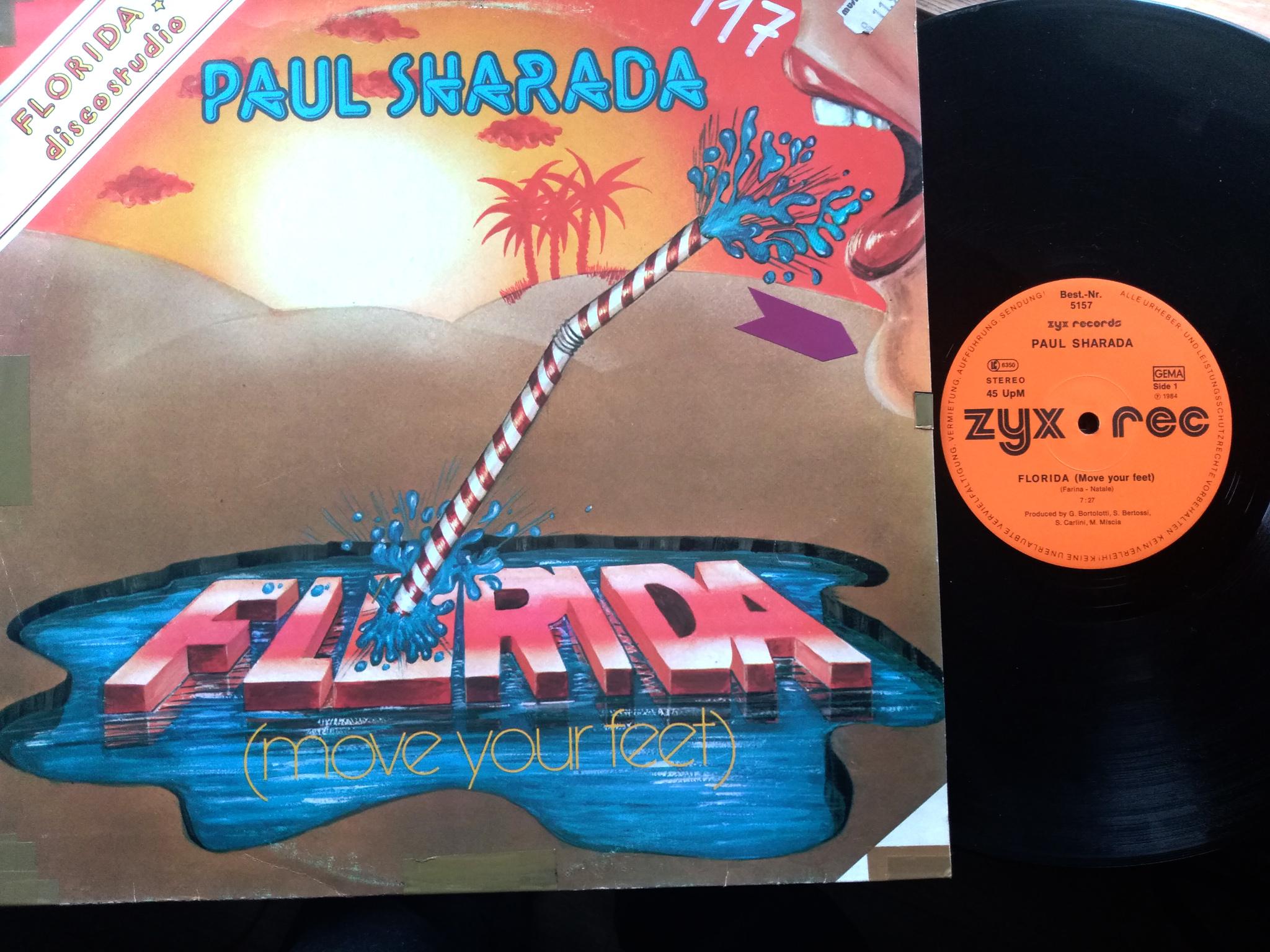 Paul Sharada - Florida