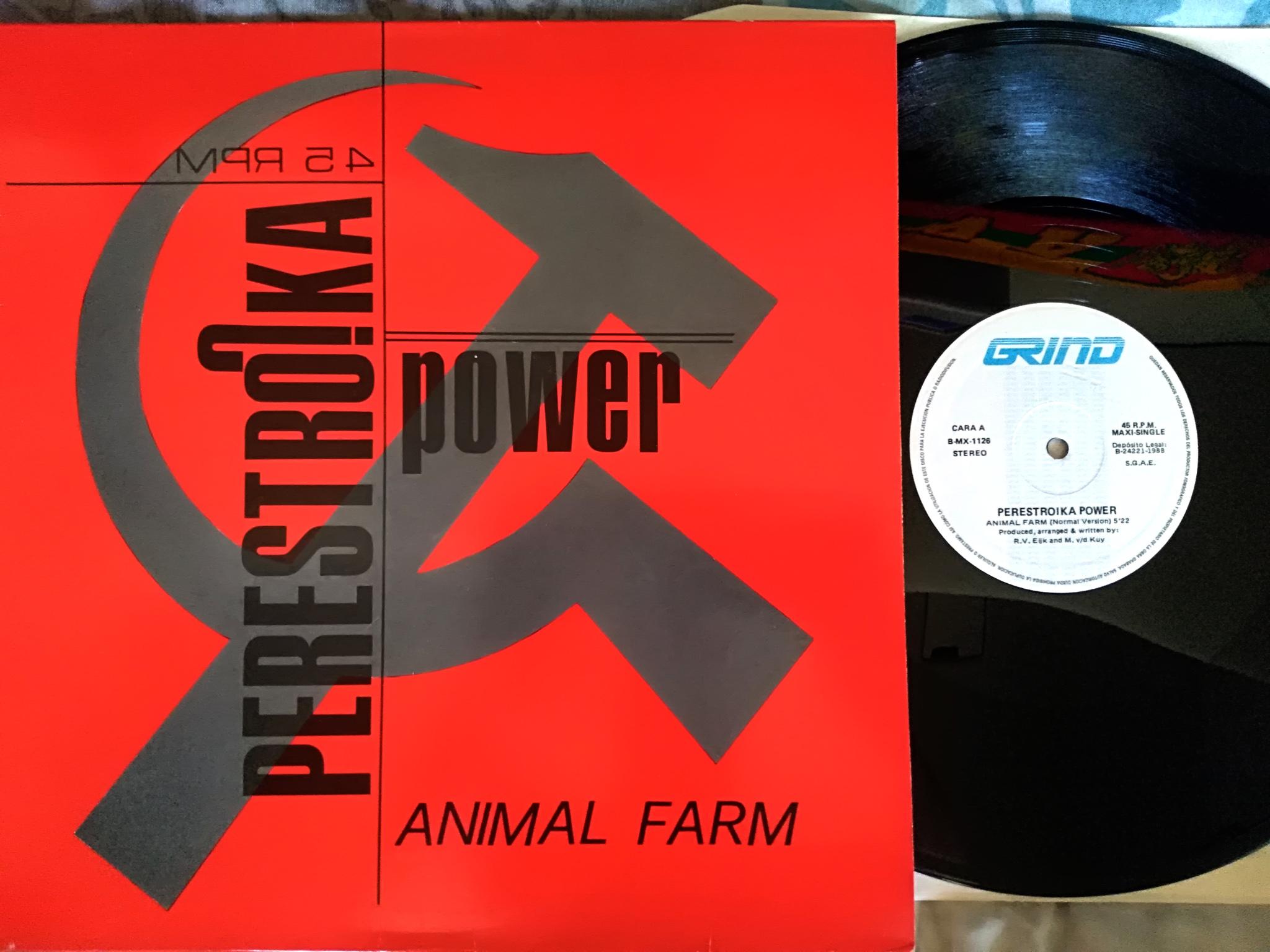 Perestroika Power - Animal Farm