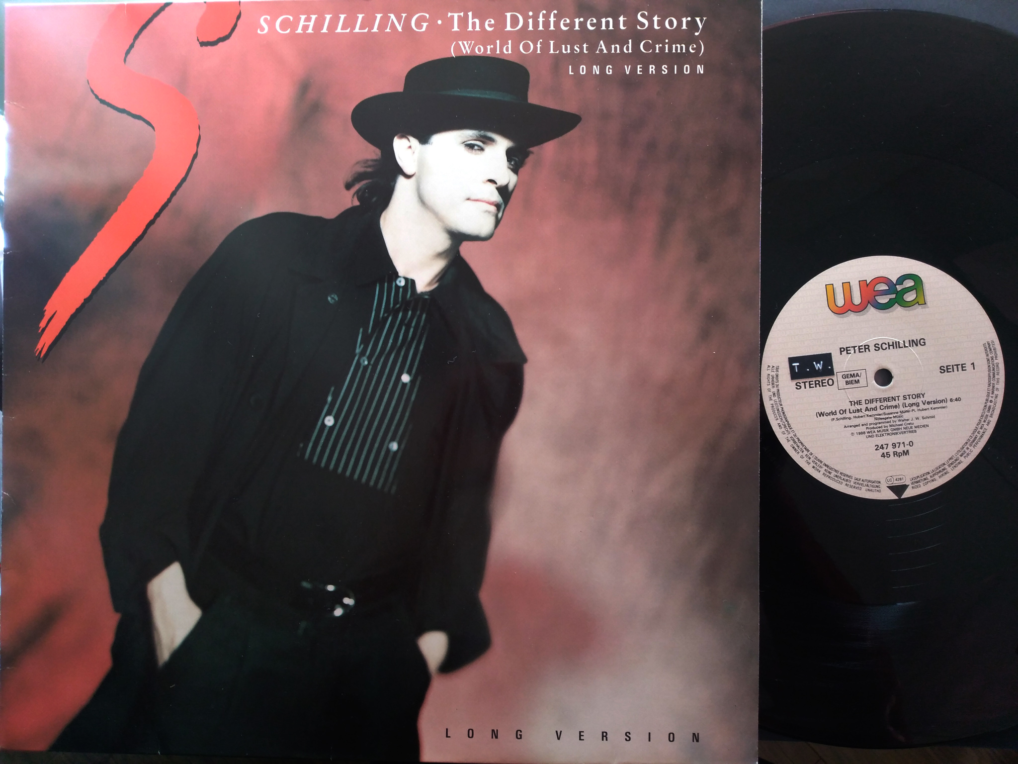 Peter Schilling - The Defferent Story