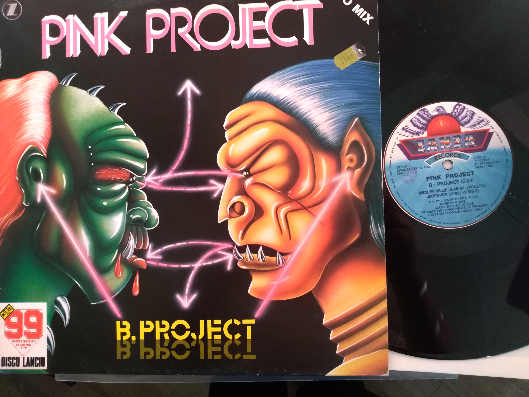 Pink Project - B. Project