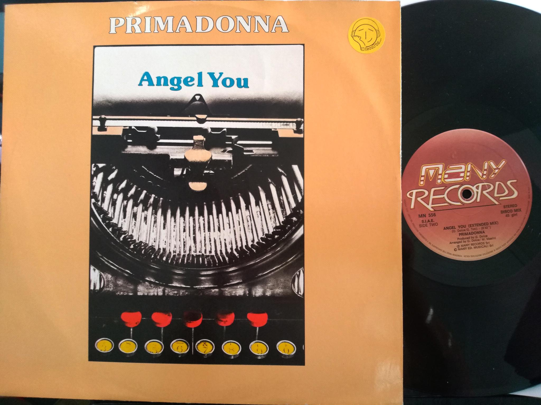 Primadonna - Angel You