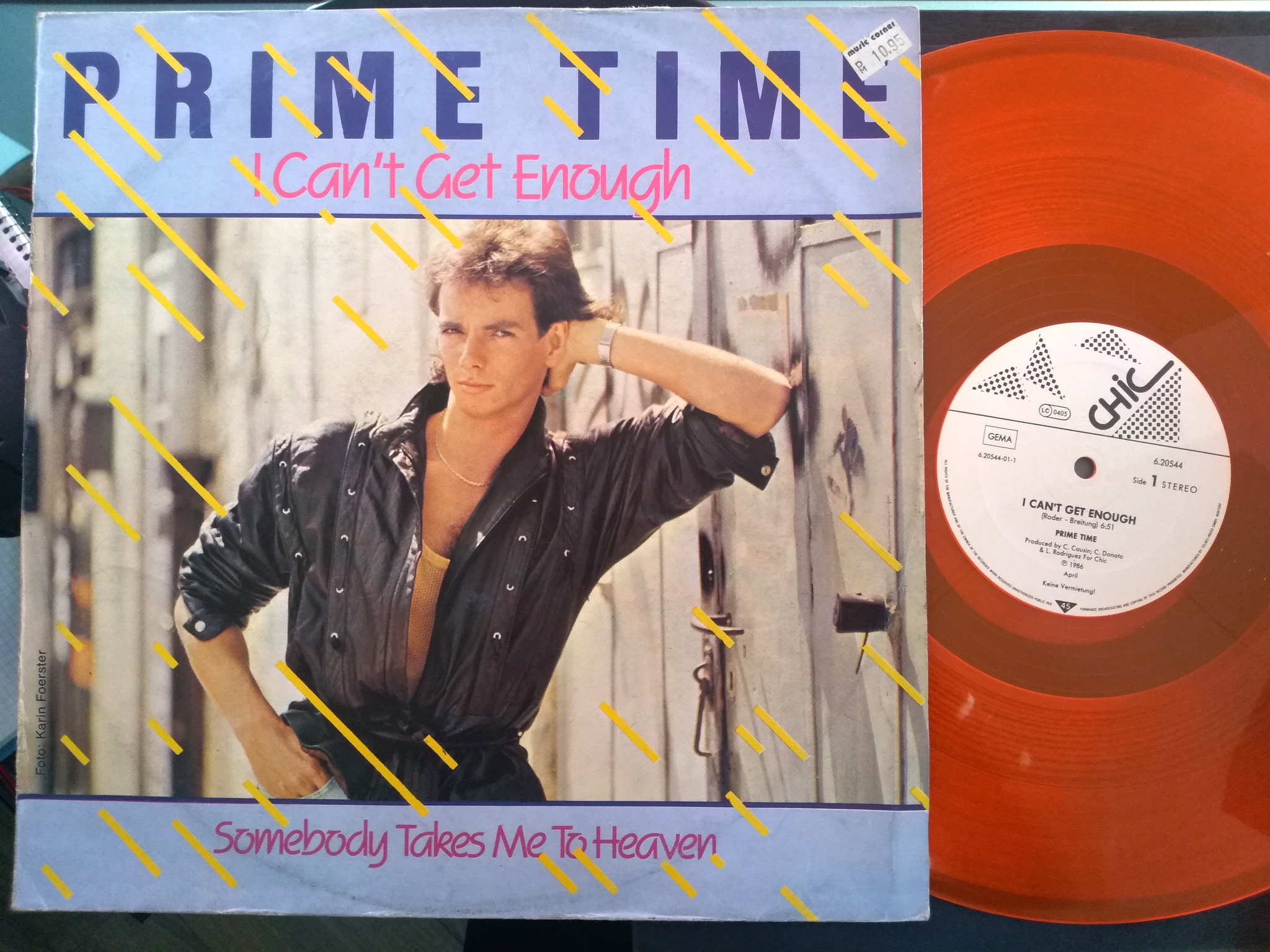 Prime Time - I Can't Get Enough