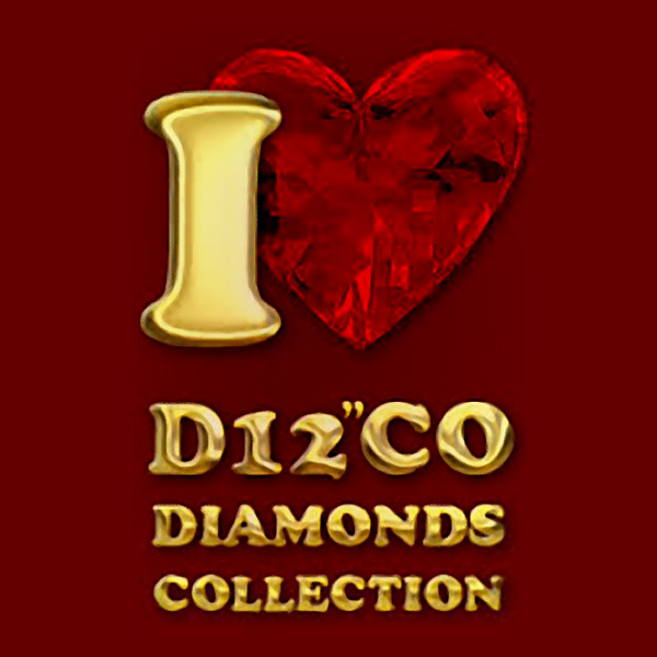 I Love Disco Diamonds