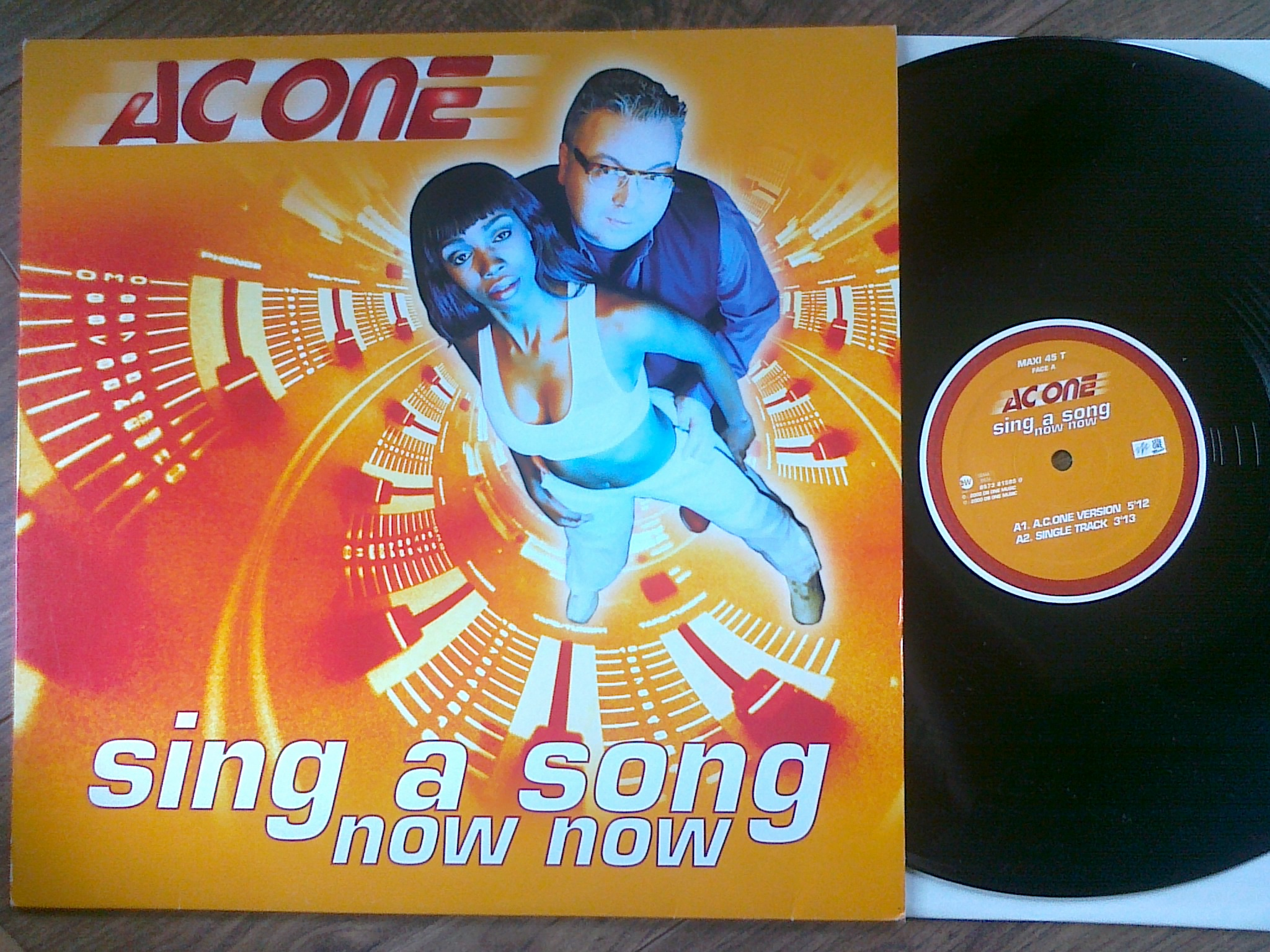 AC One - Sing a song