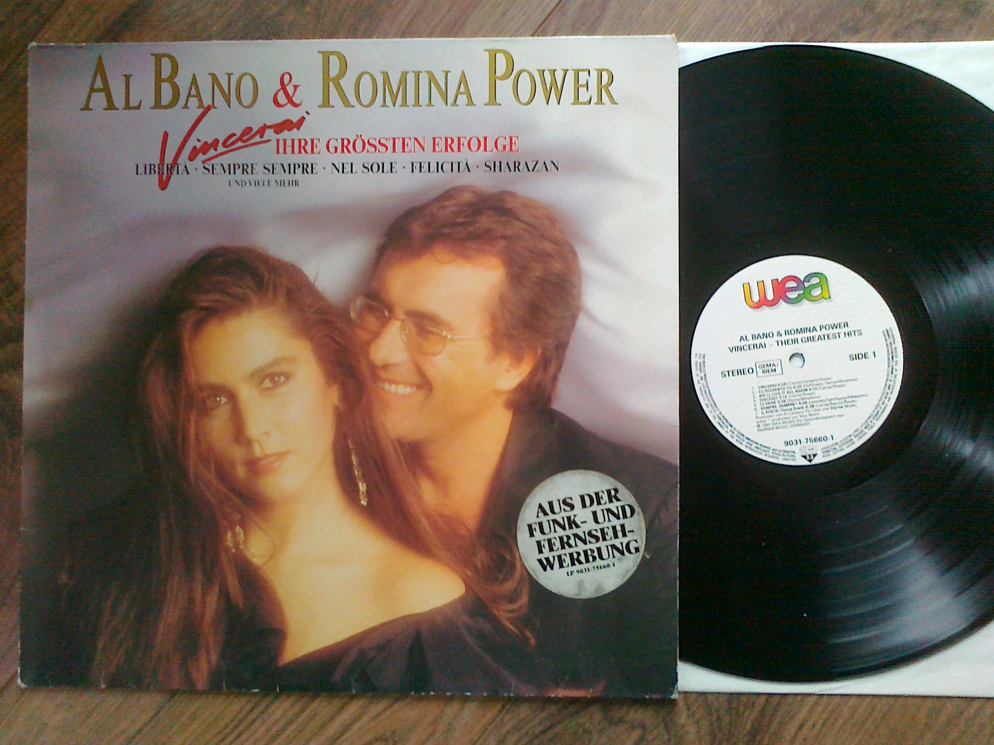 Al Bano & Romina Power - Vincerai (Their Greatest Hits)