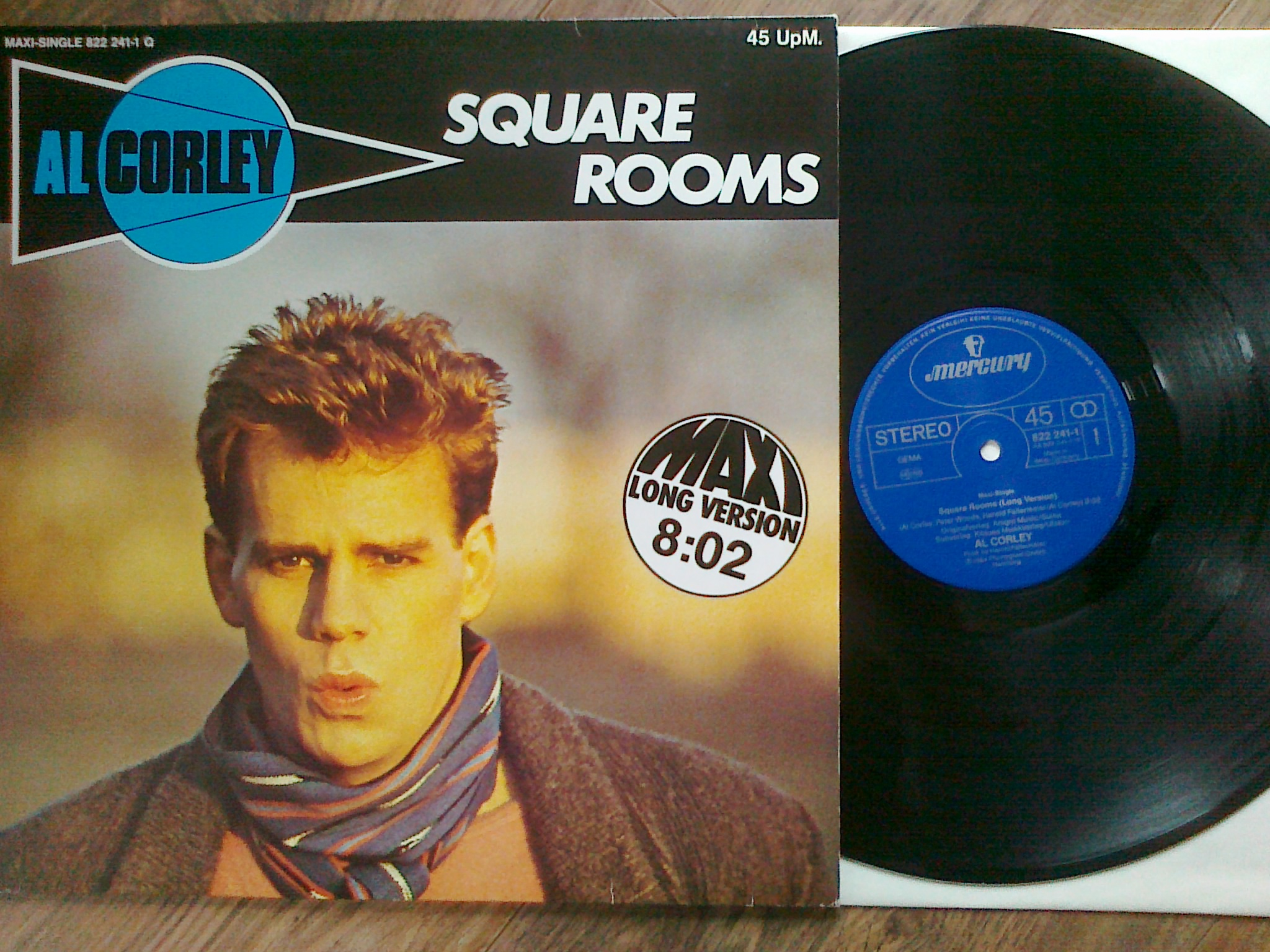 Al Corley - Squarde Rooms