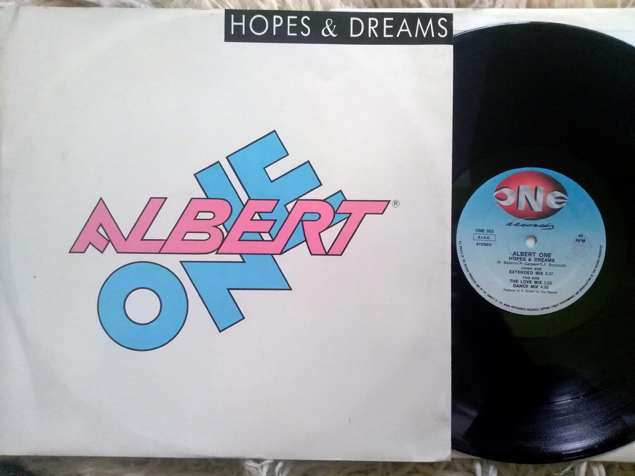 Albert One - Hopes & Dreams