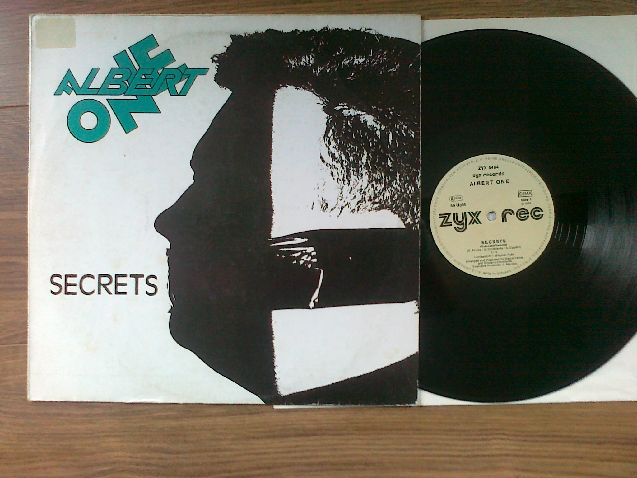 Albert One - Secrets