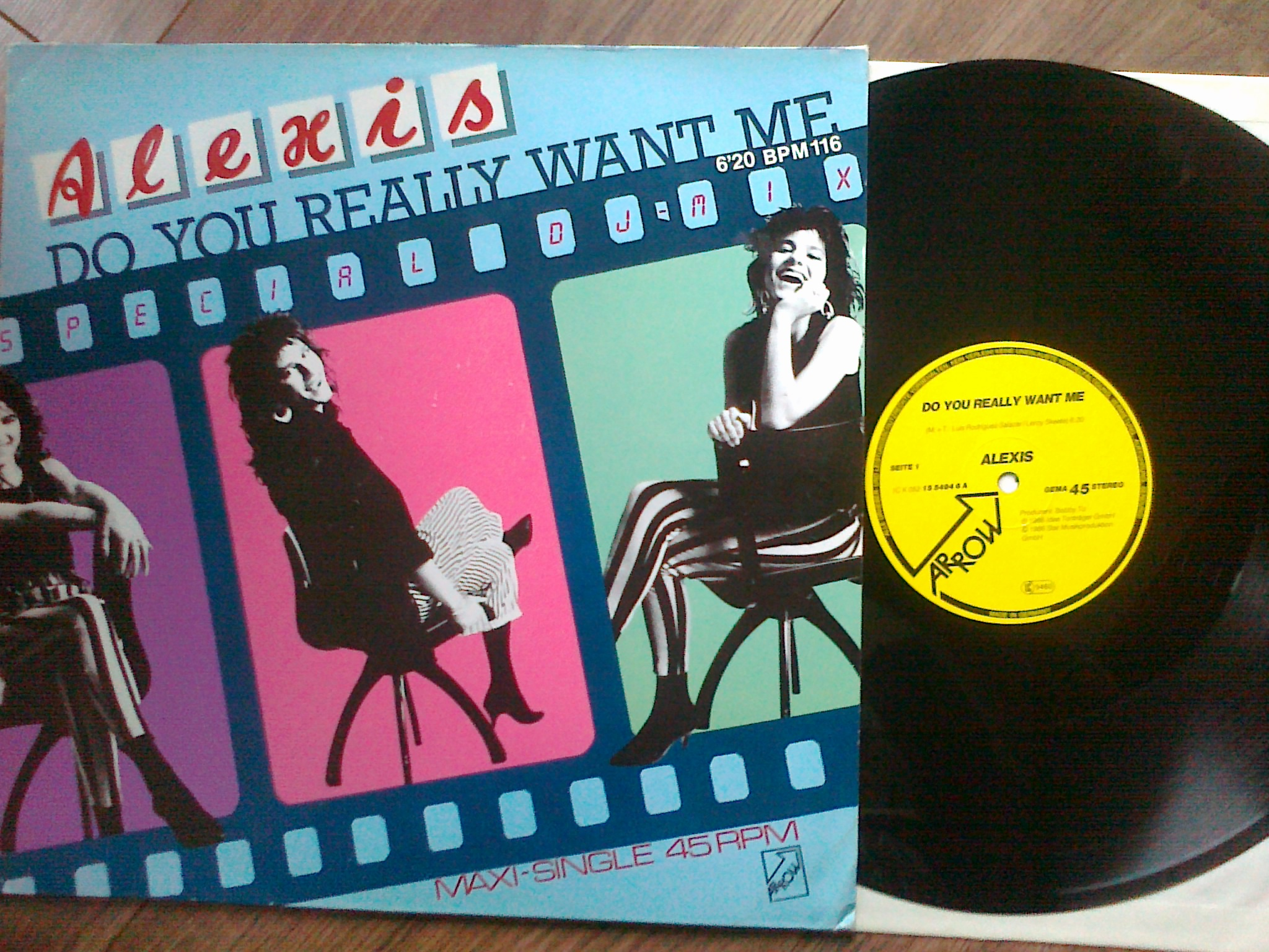 Alexis - Do You Really Want Me
