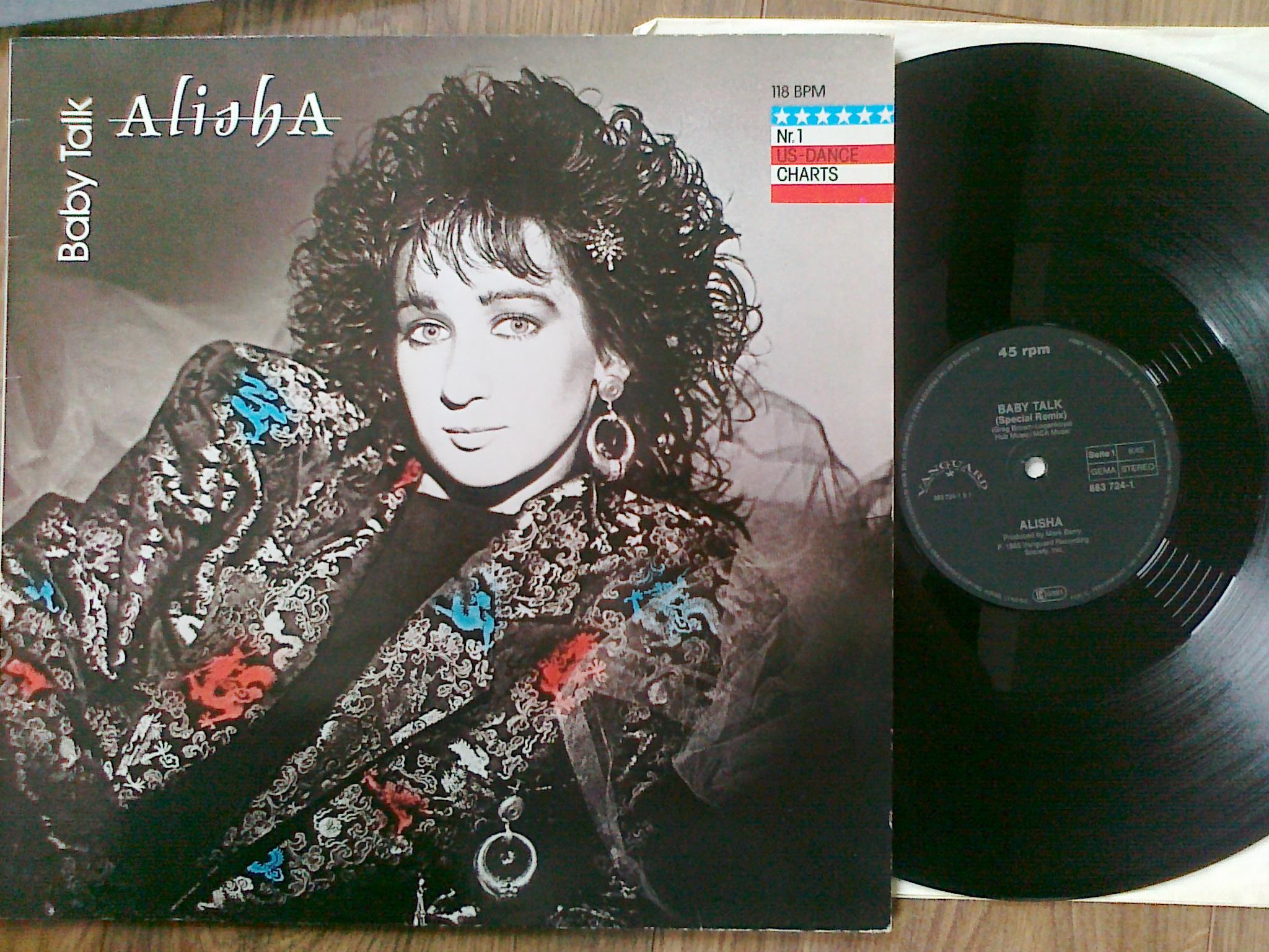 Alisha - Baby Talk