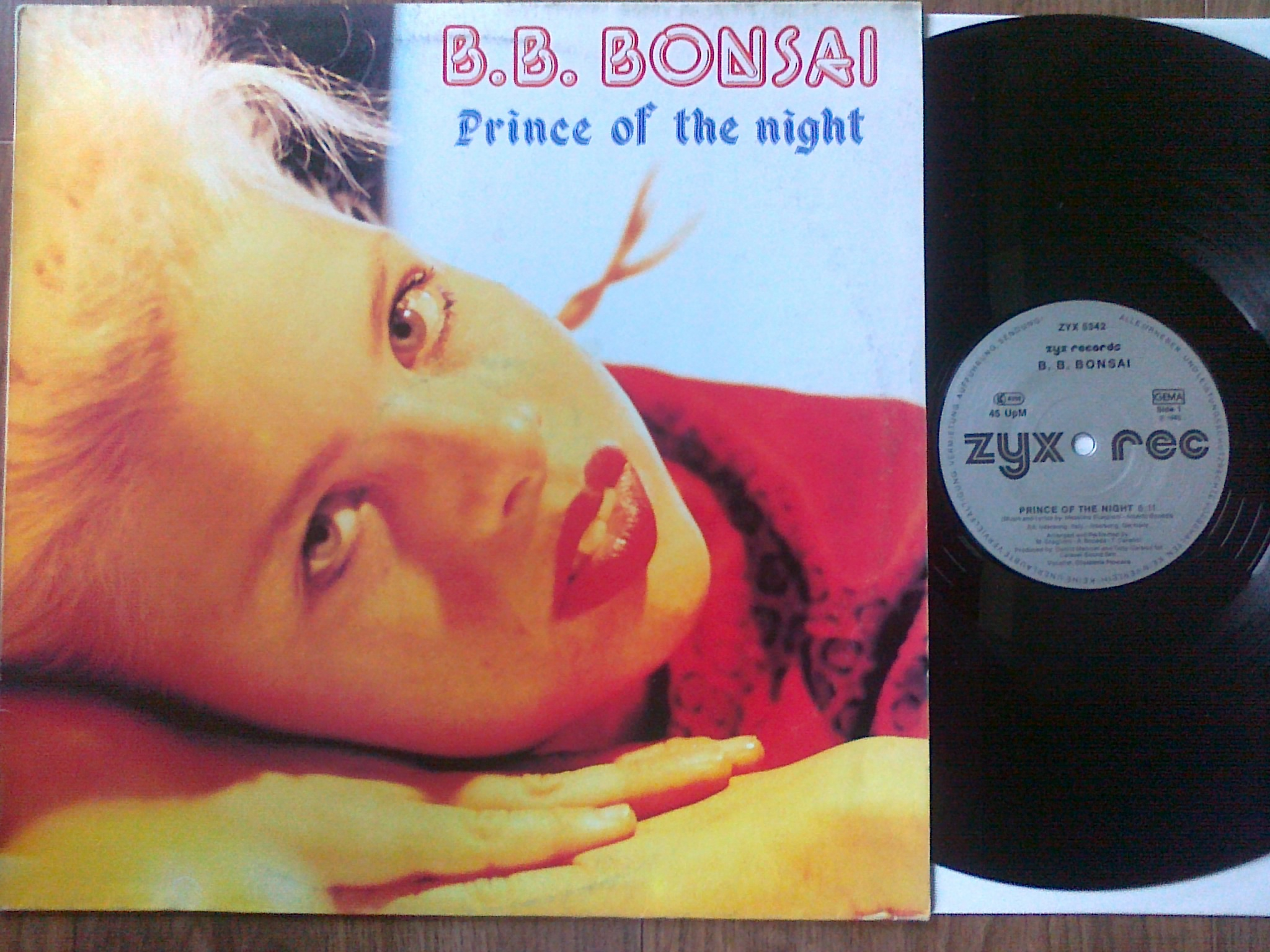 B. B. Bonsai - Prince of the Night