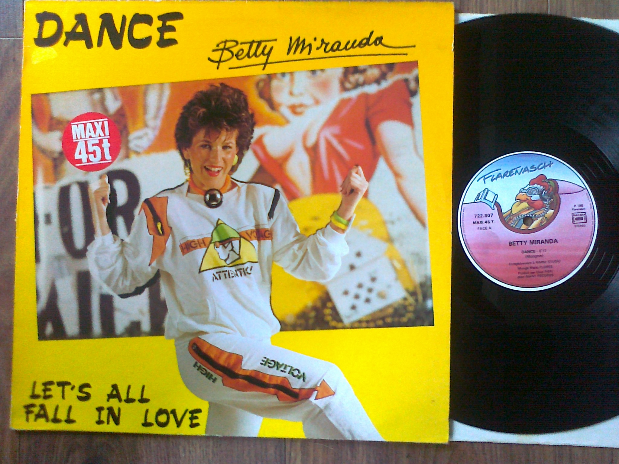 Betty Miranda - Dance