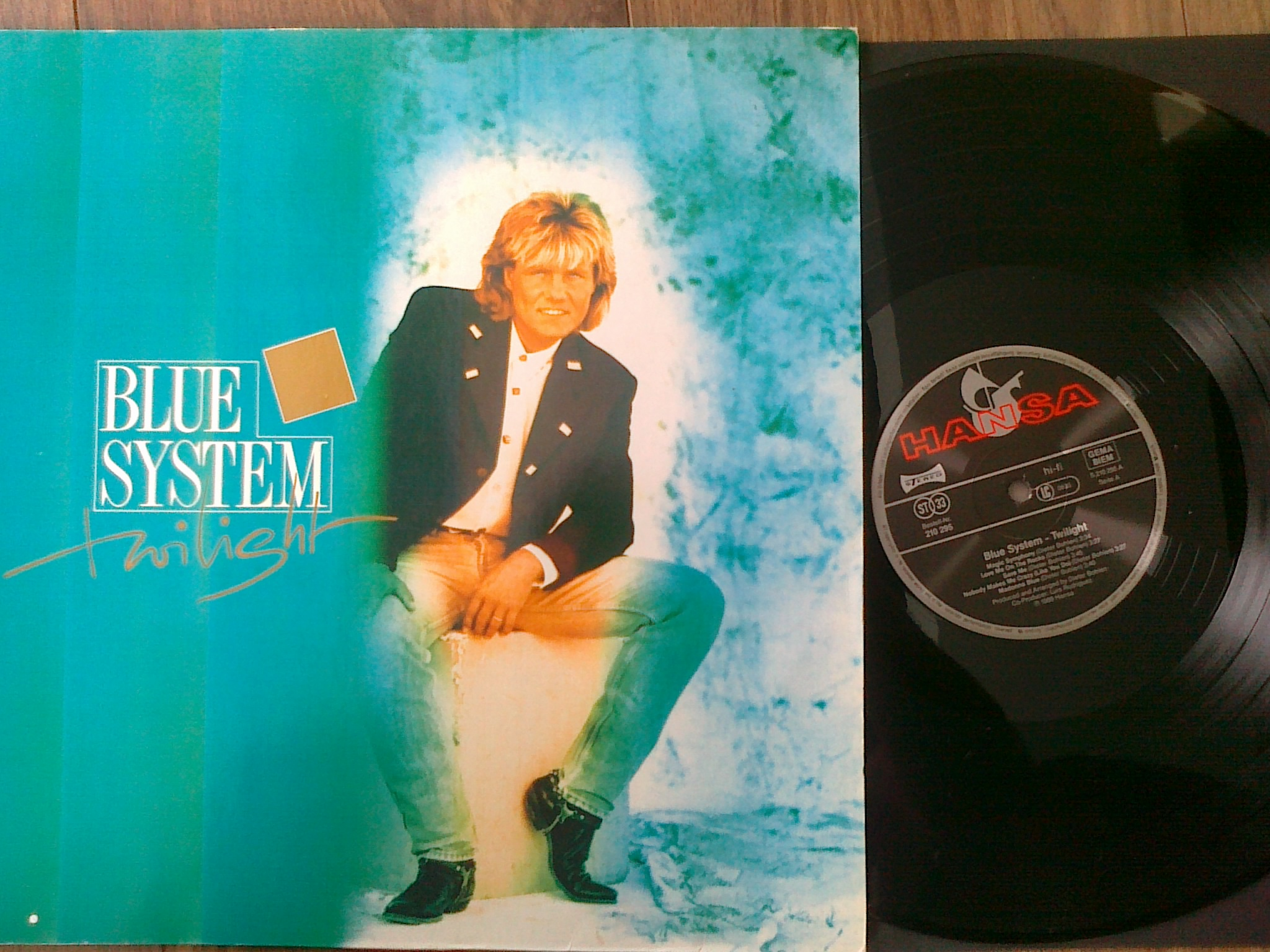 Blue System - Twilight LP