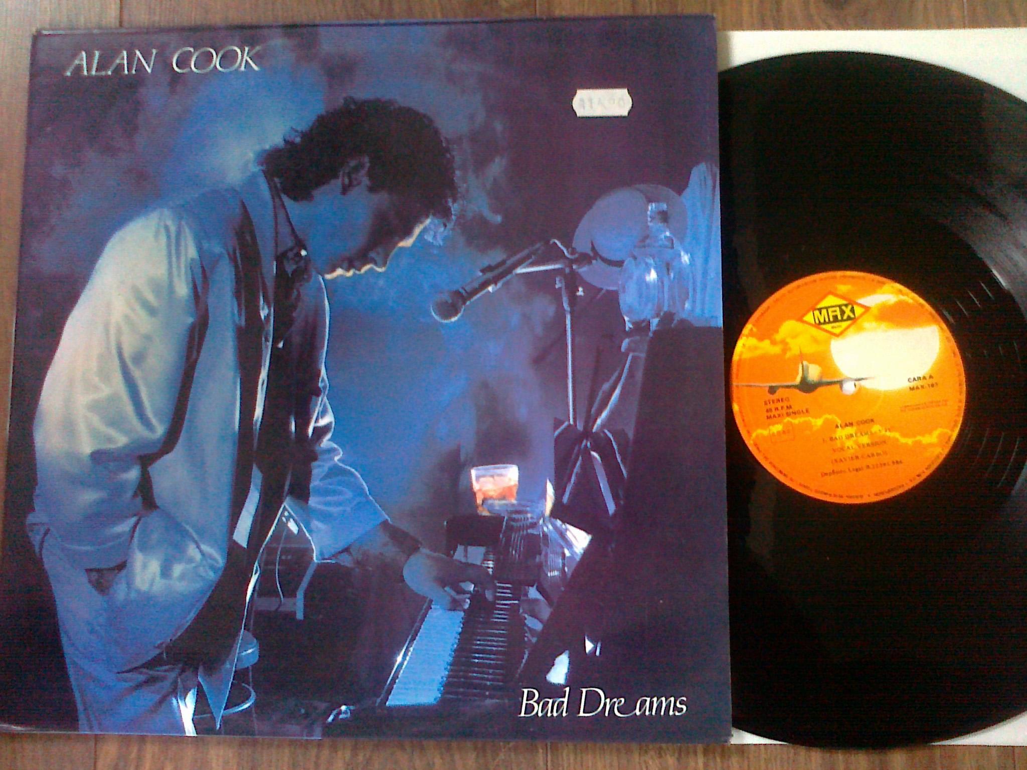 Alan Cook - Bad Dreams