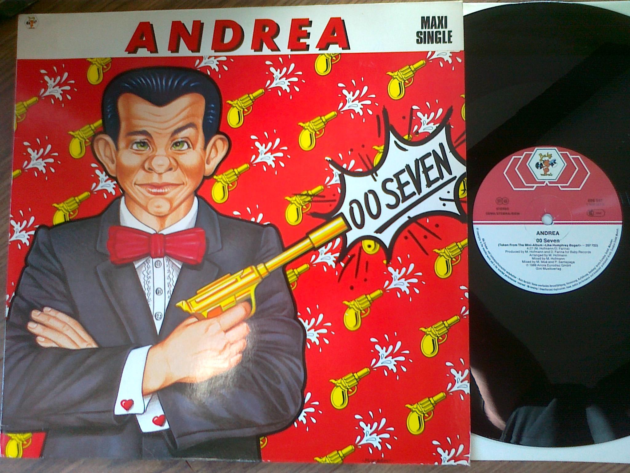 Andrea - 007
