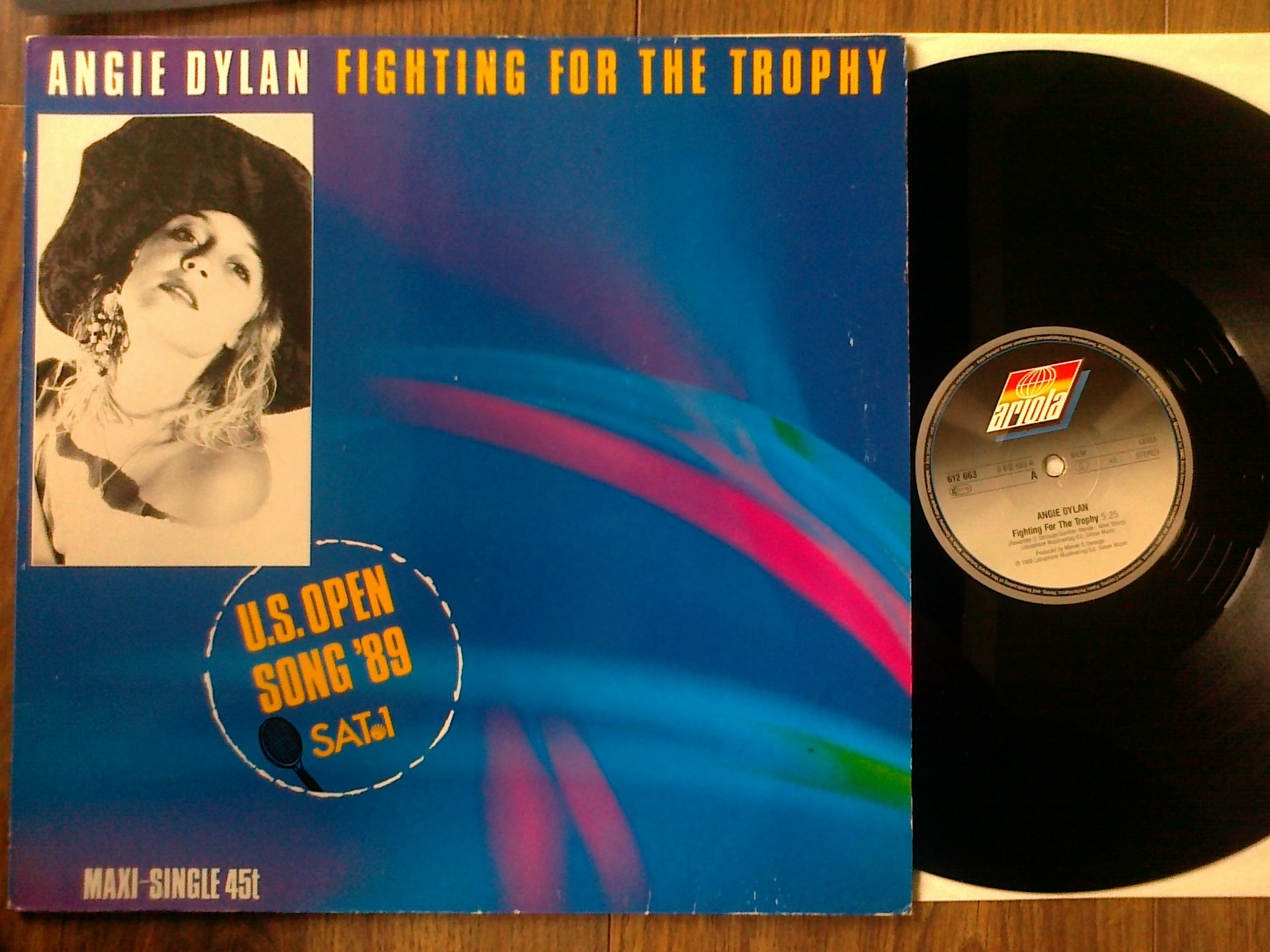 Angie Dylan - Fighting For The Trophy
