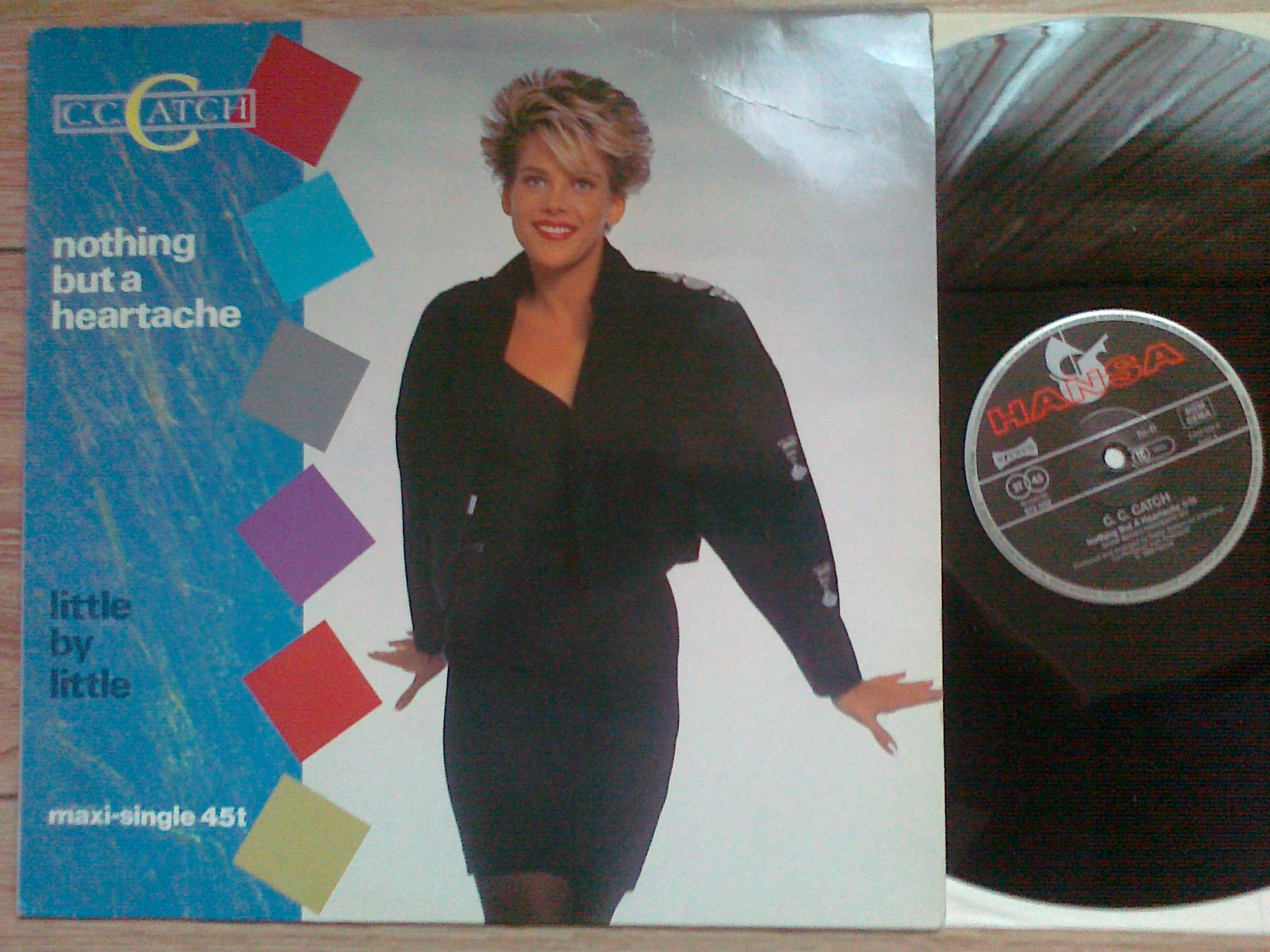 C. C. Catch - Nothing But a Hearache