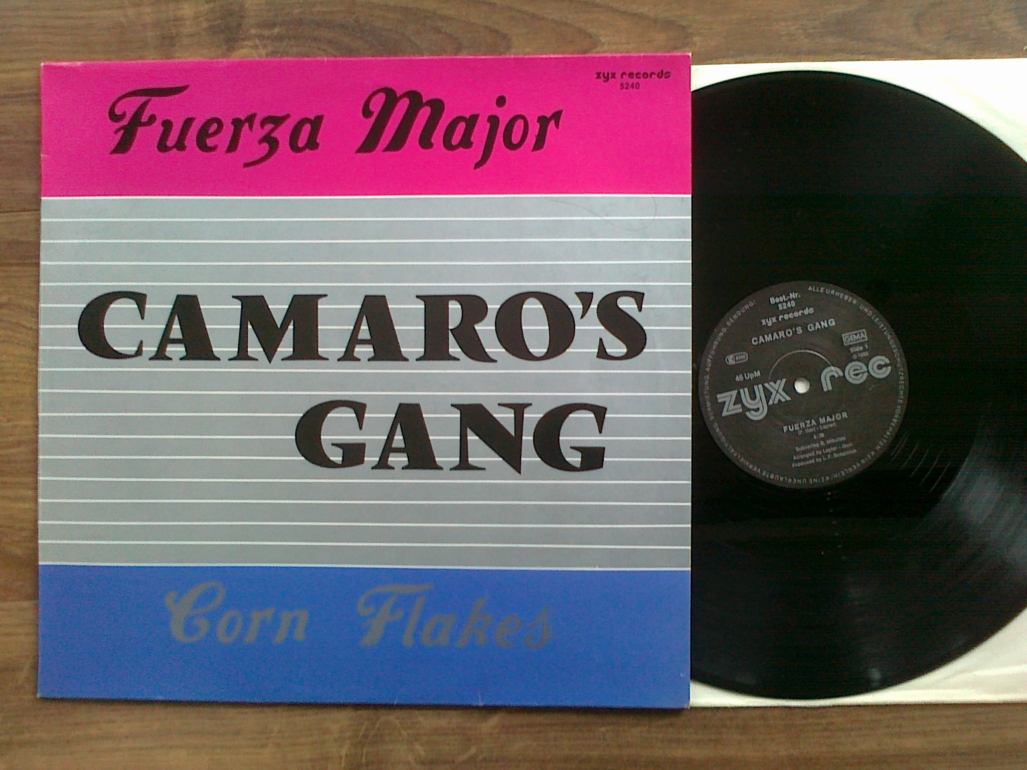Camaro's Gang - Fuerza Major