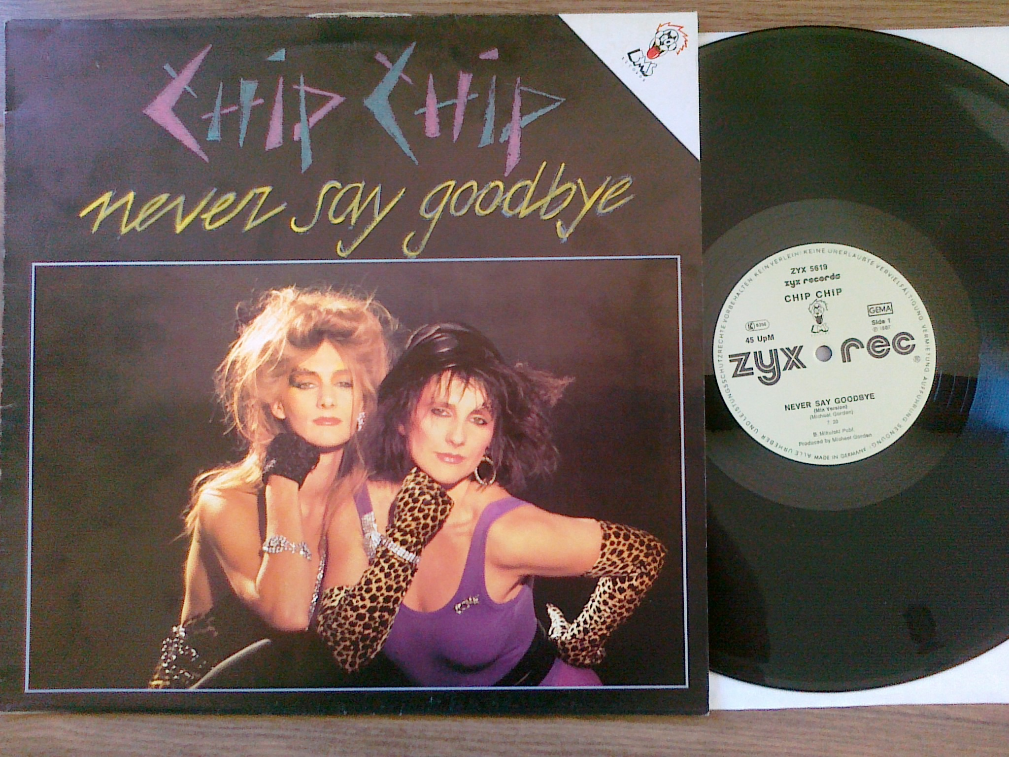 Chip Chip - Never Say Goodbye