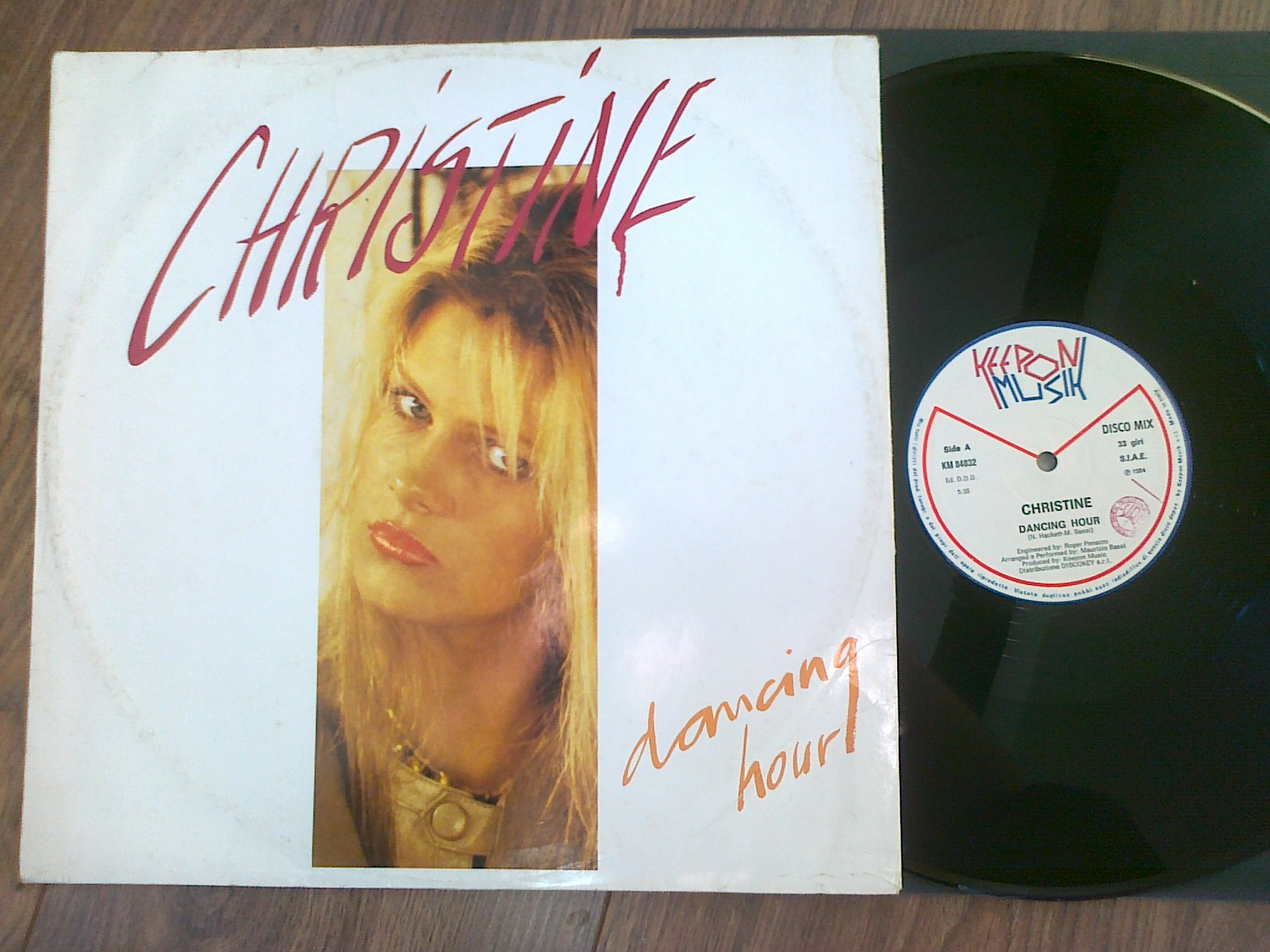 Christine - Dancing Hour
