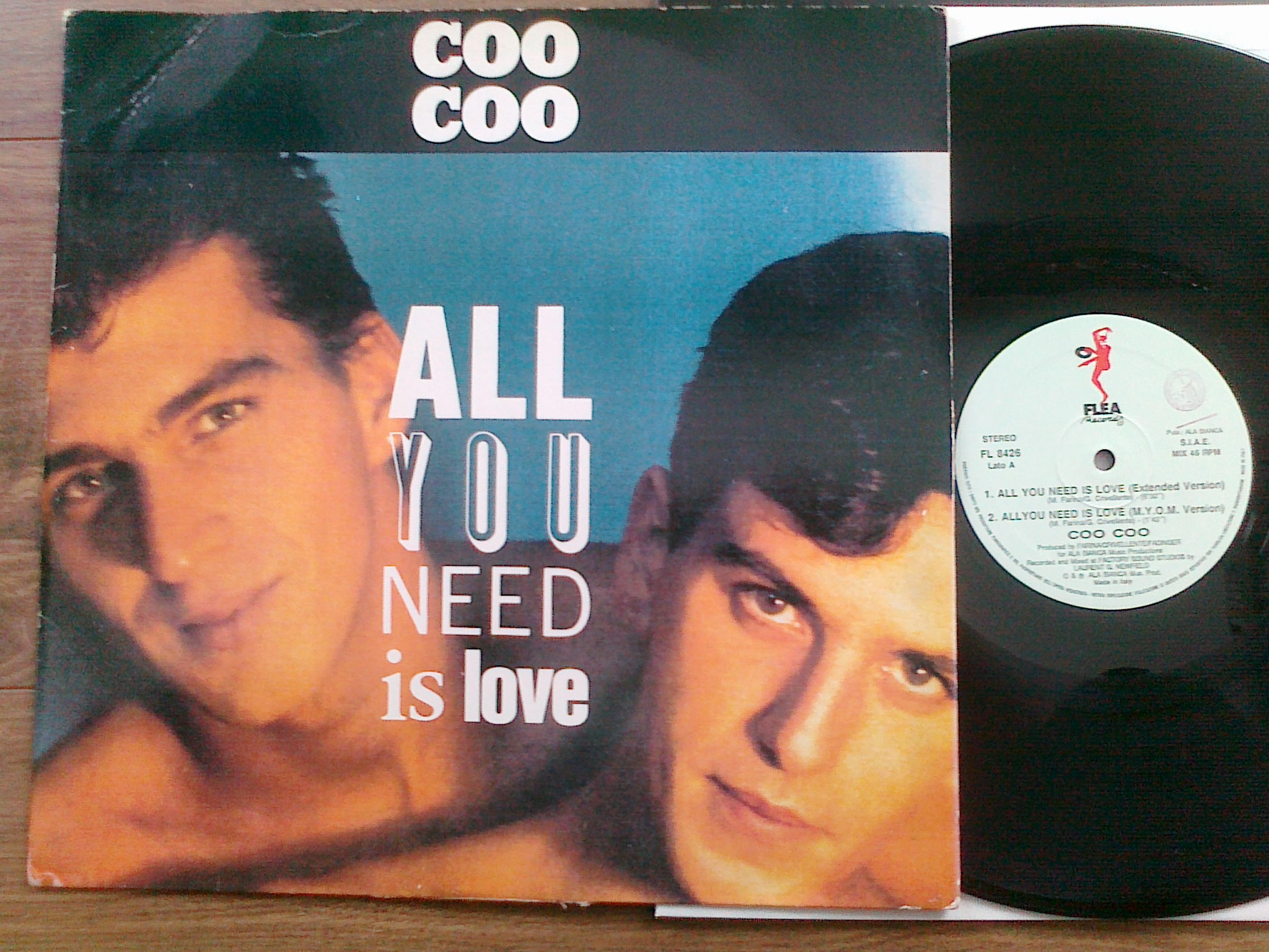Coo Coo - All You Need Is Love