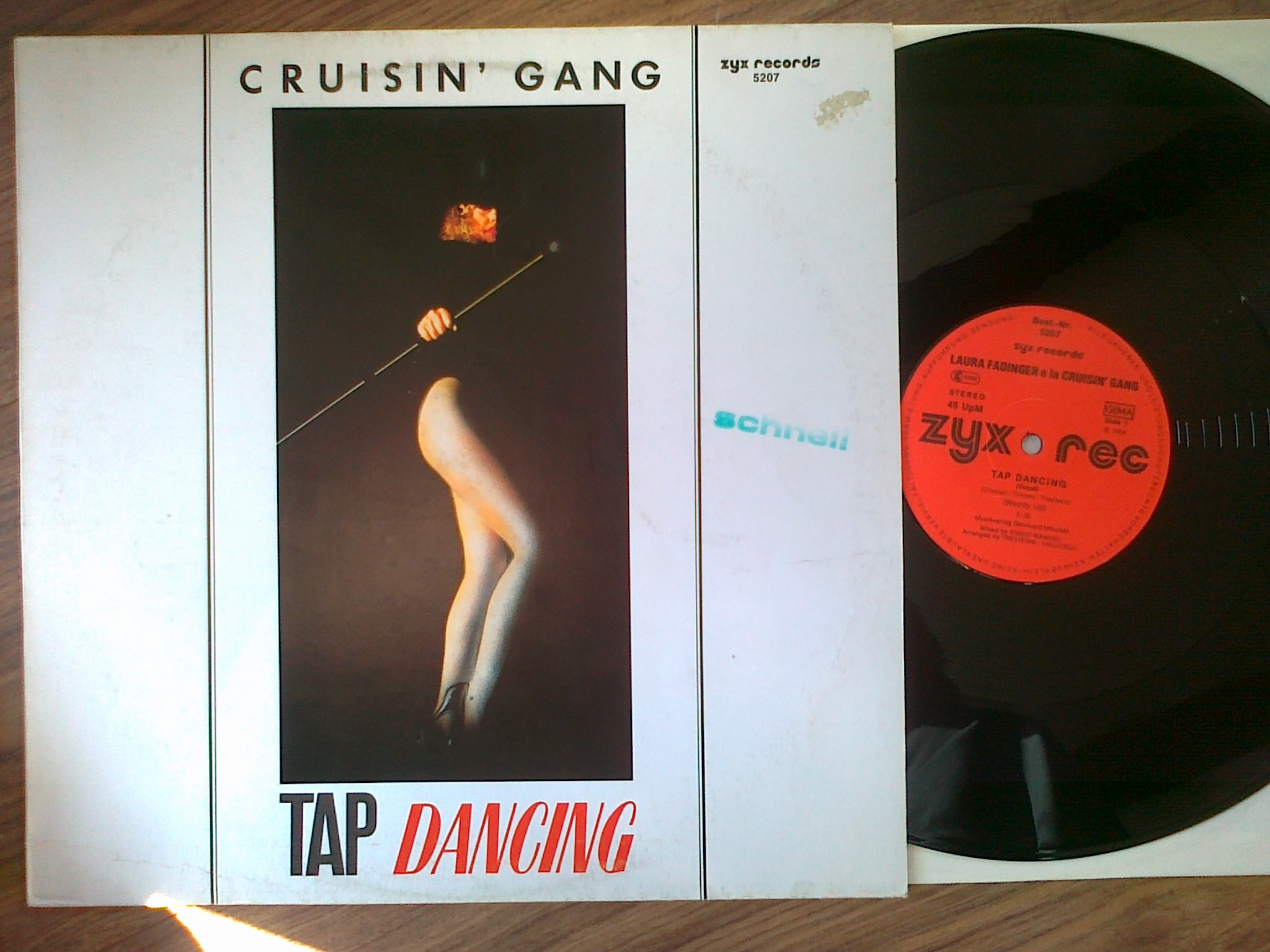 Cruisin' Gang ‎- Tap Dancing