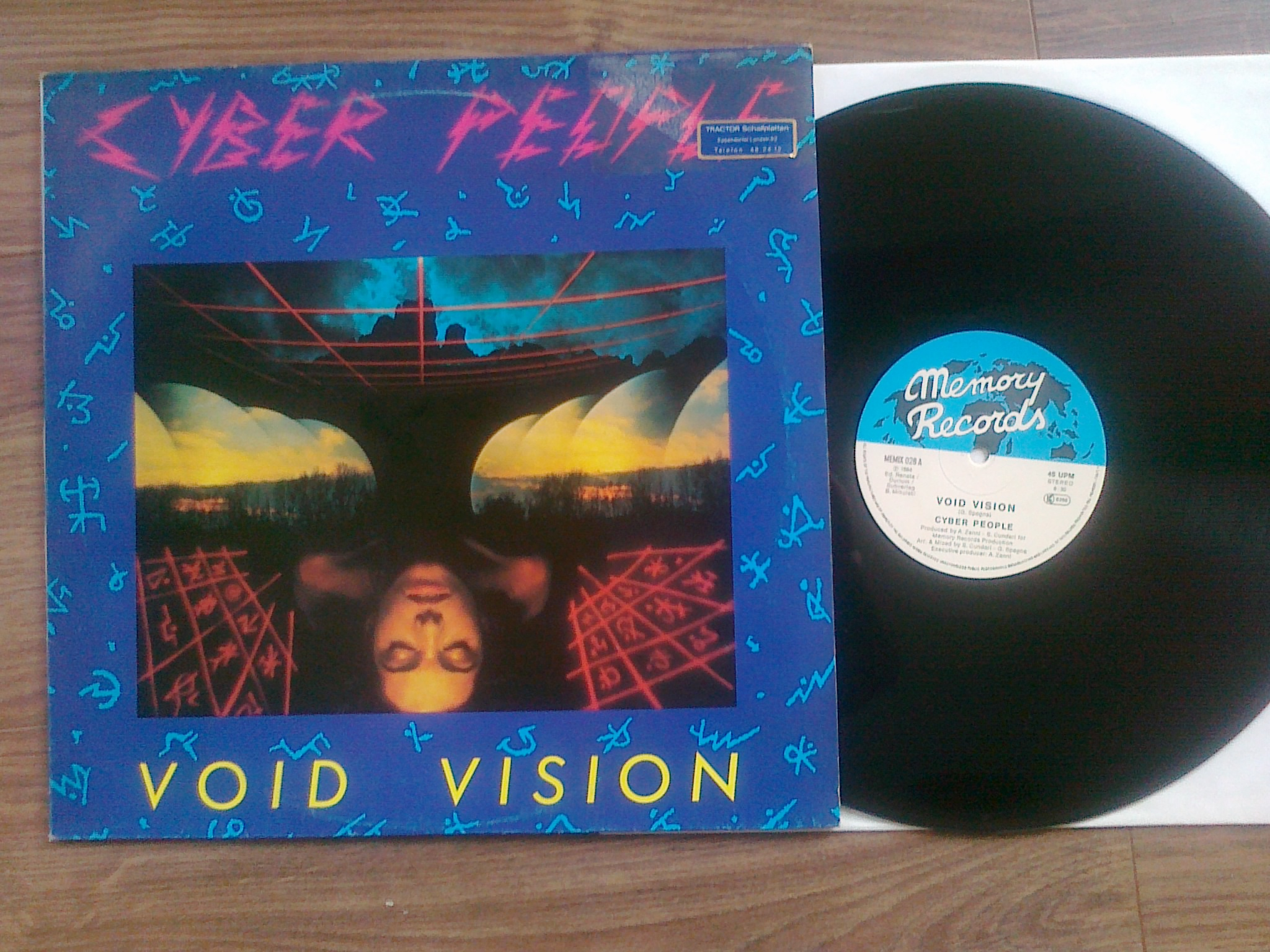 Cyber People - Void Vision