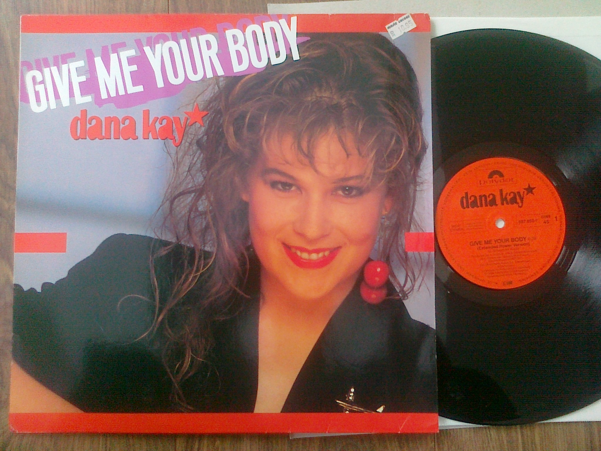 Dana Kay - Give Me Your Body