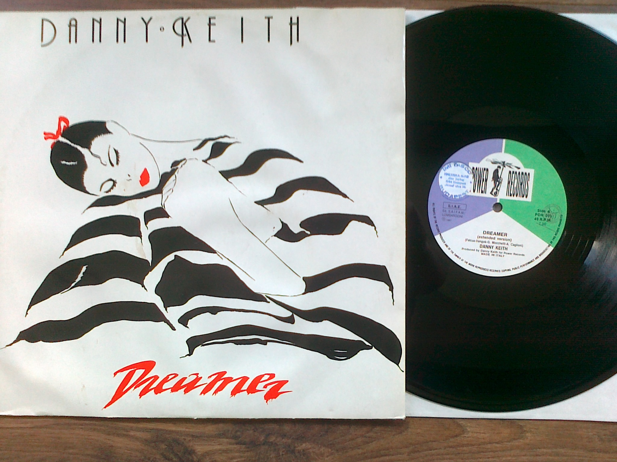 Danny Keith - Dreamer
