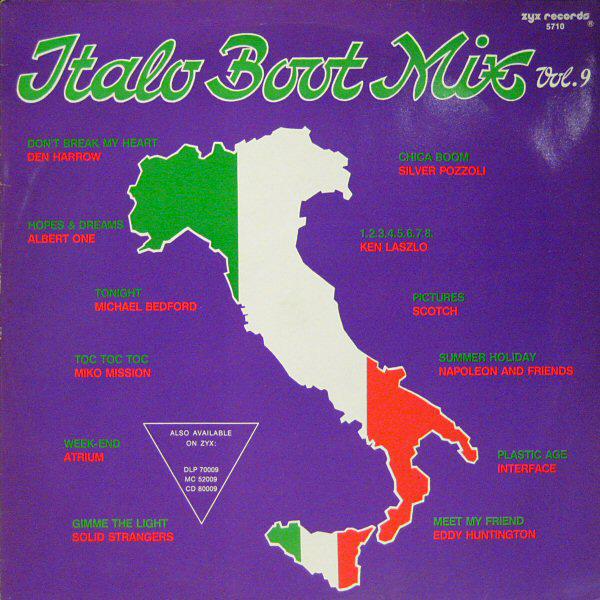 Italo Boot Mix