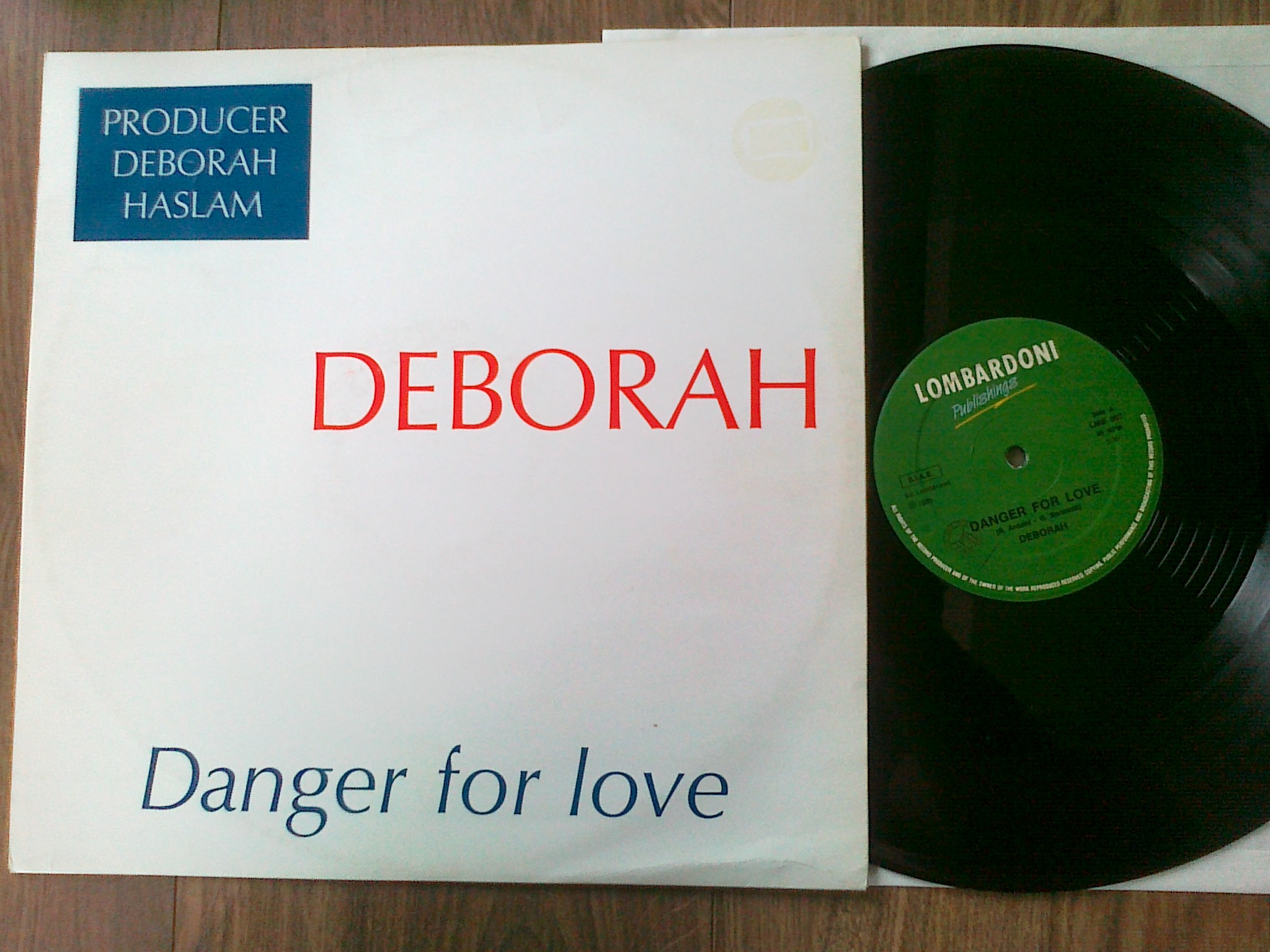 Deborah - Danger For Love