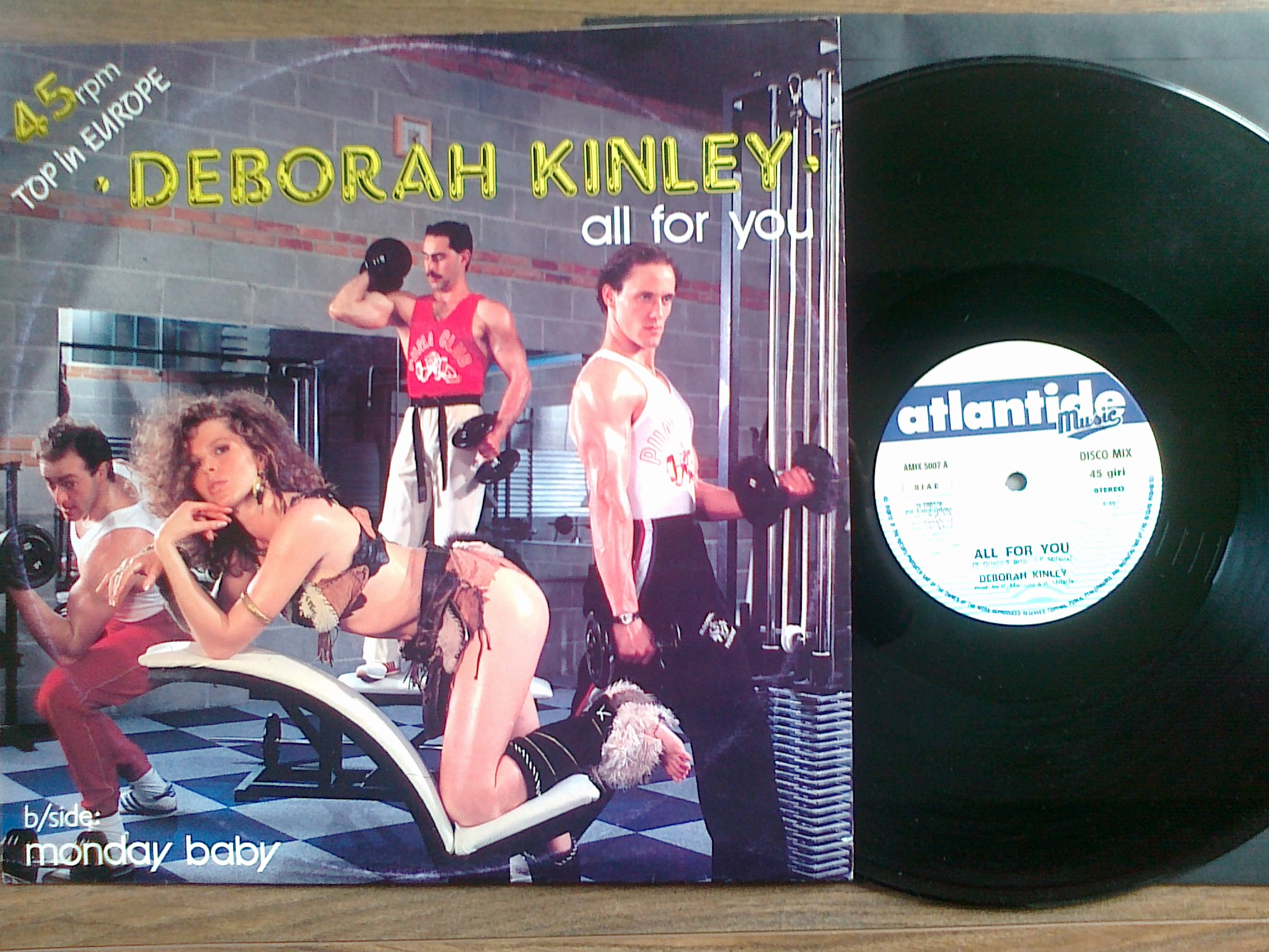 Deborah Kinley - All For You