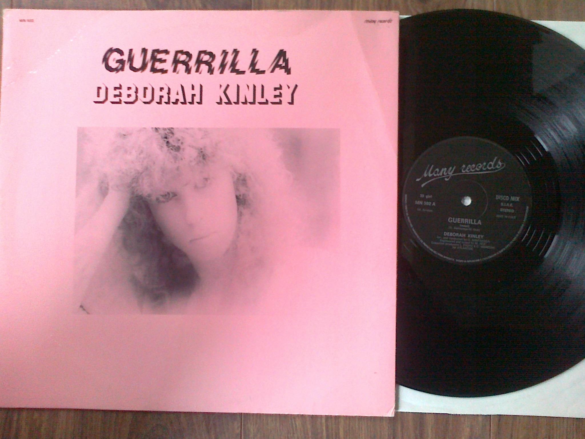 Deborah Kinley - Guerrilla