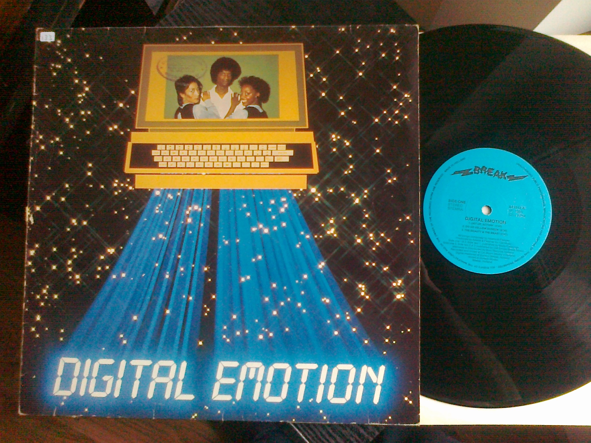 Digita Emotion LP