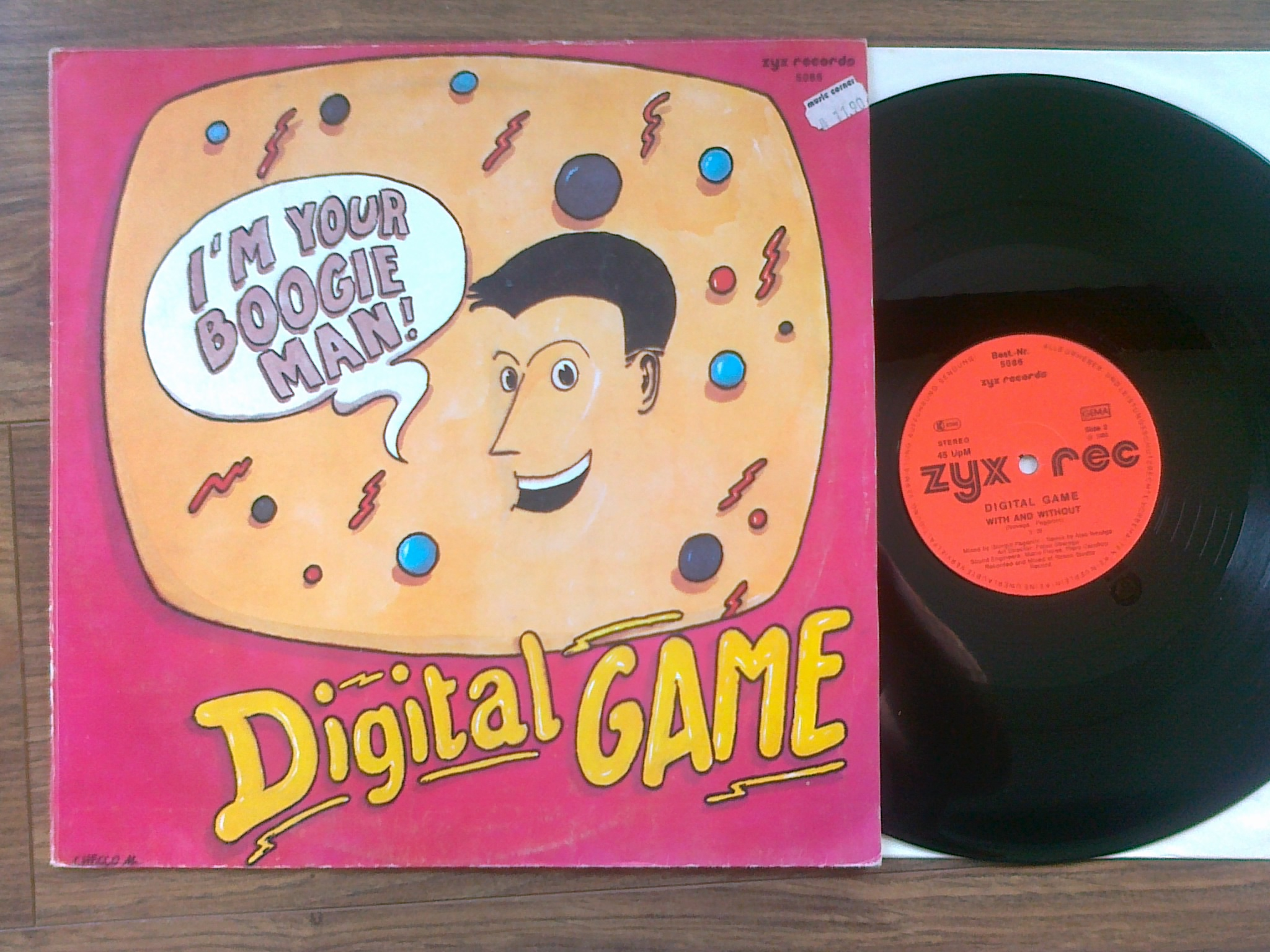 Digital Game - Im Your Boogie Man