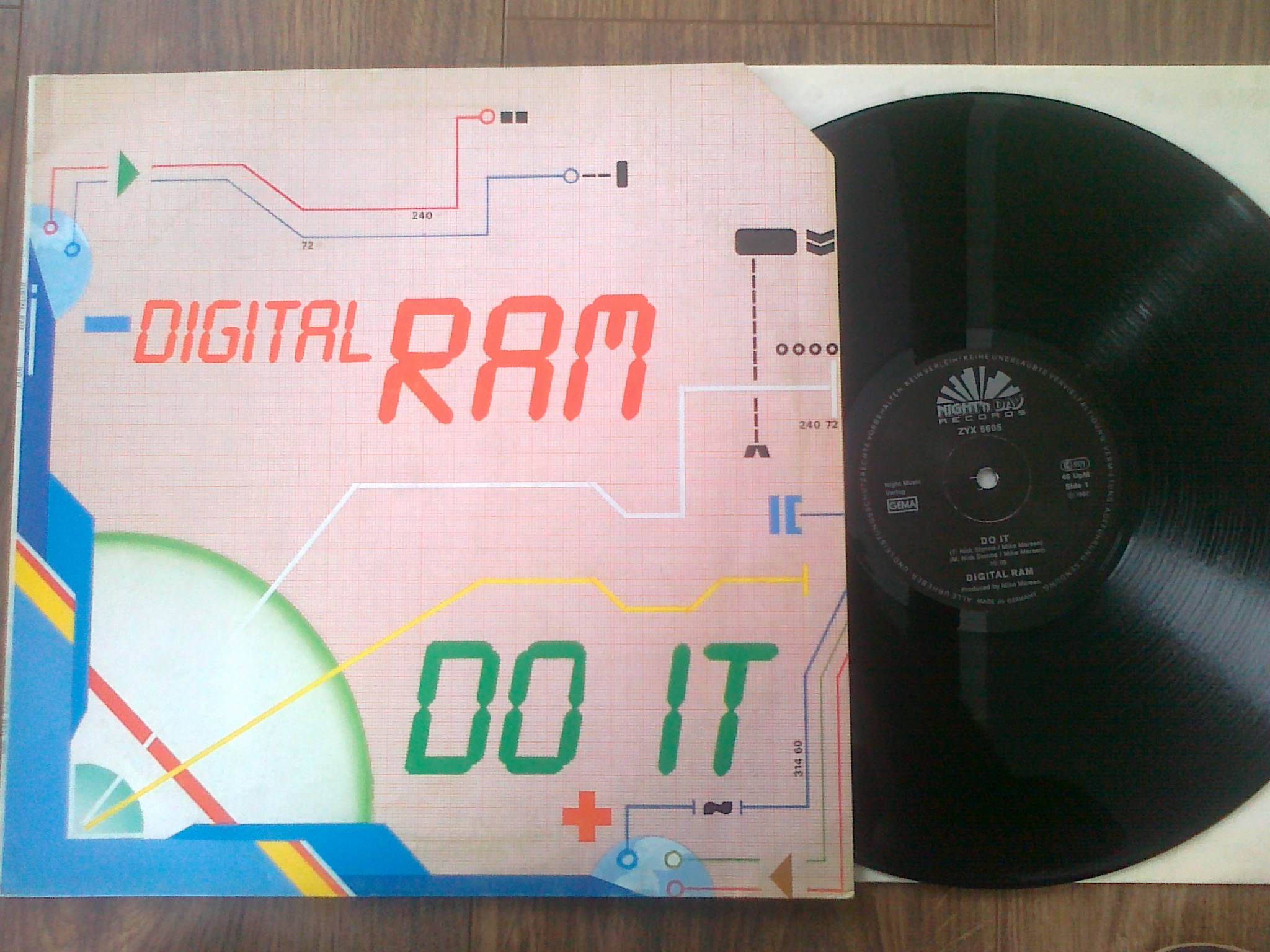 Digital Ram - Do It