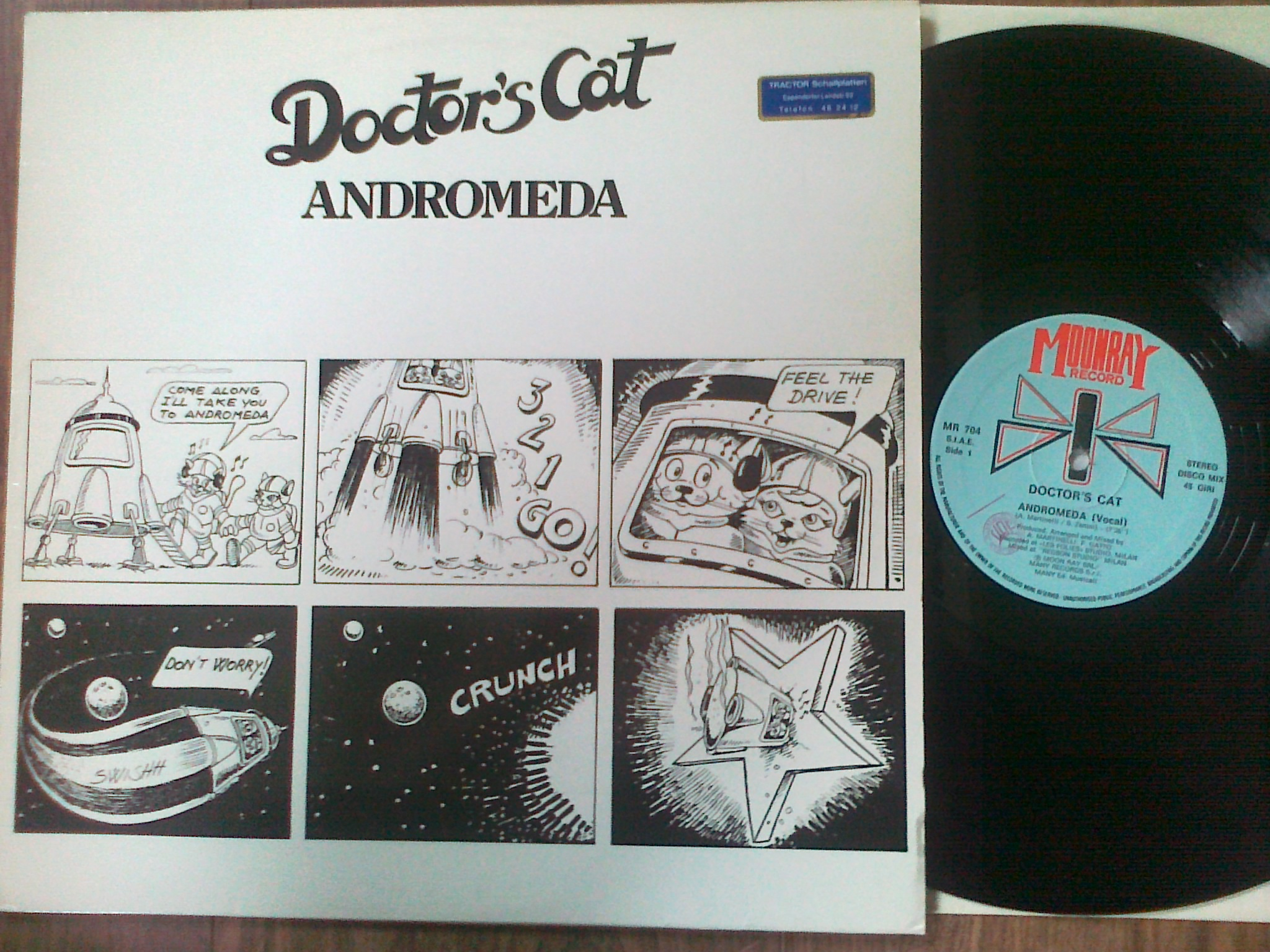 Doctor's Cat - Andromeda