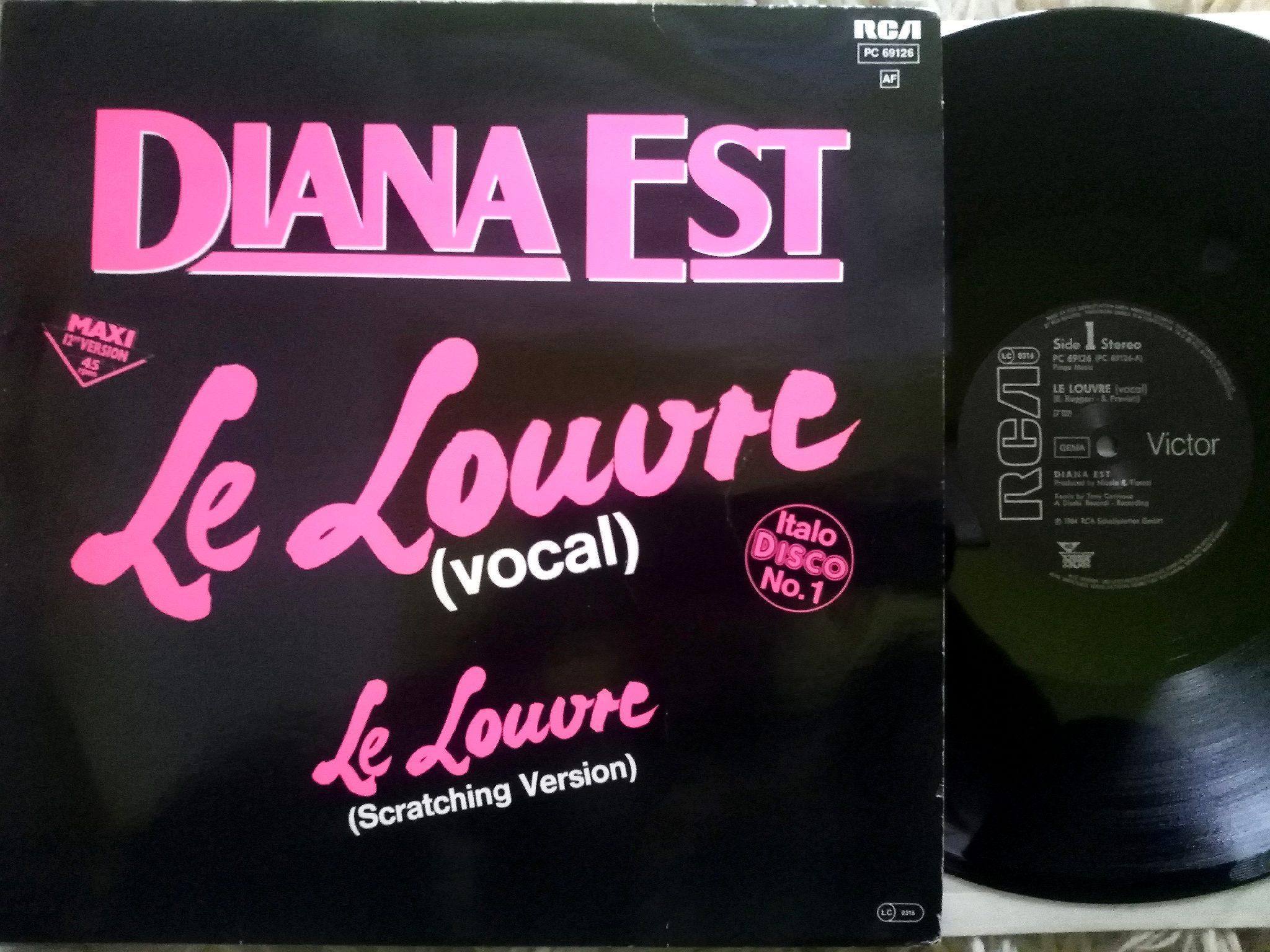 Diana Est - Le Louvre