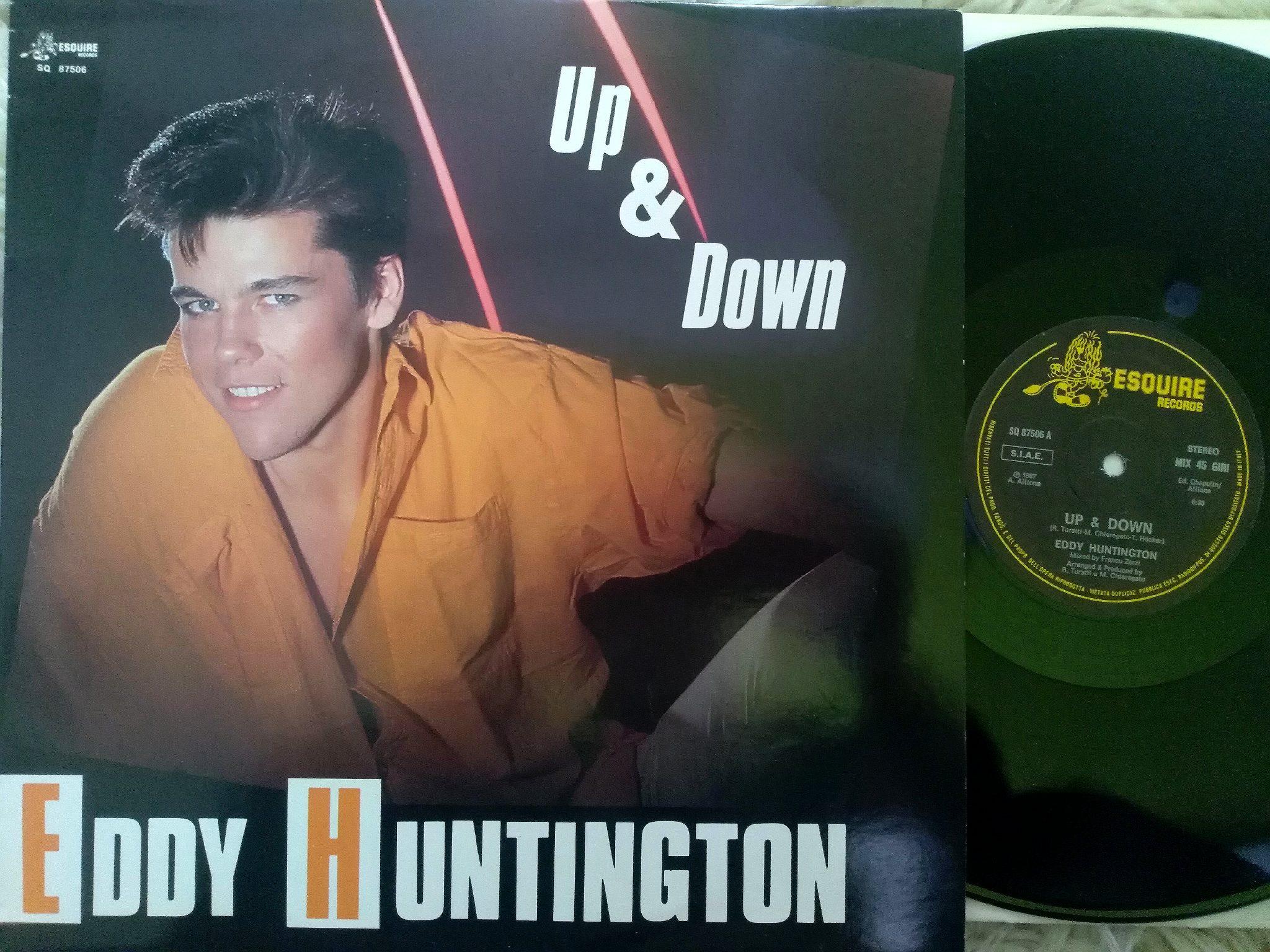 Eddy Huntington - Up & down