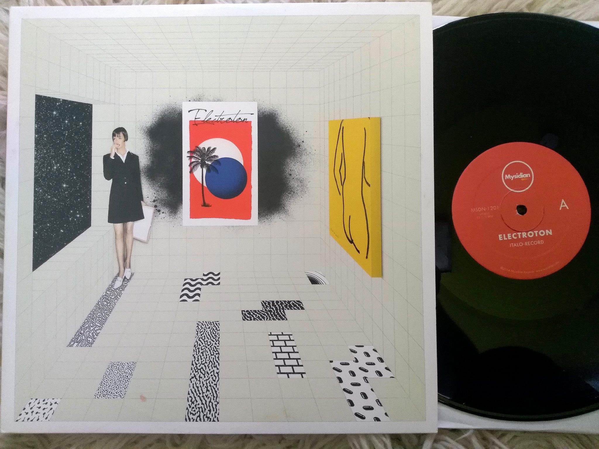 Electron - Italo Record