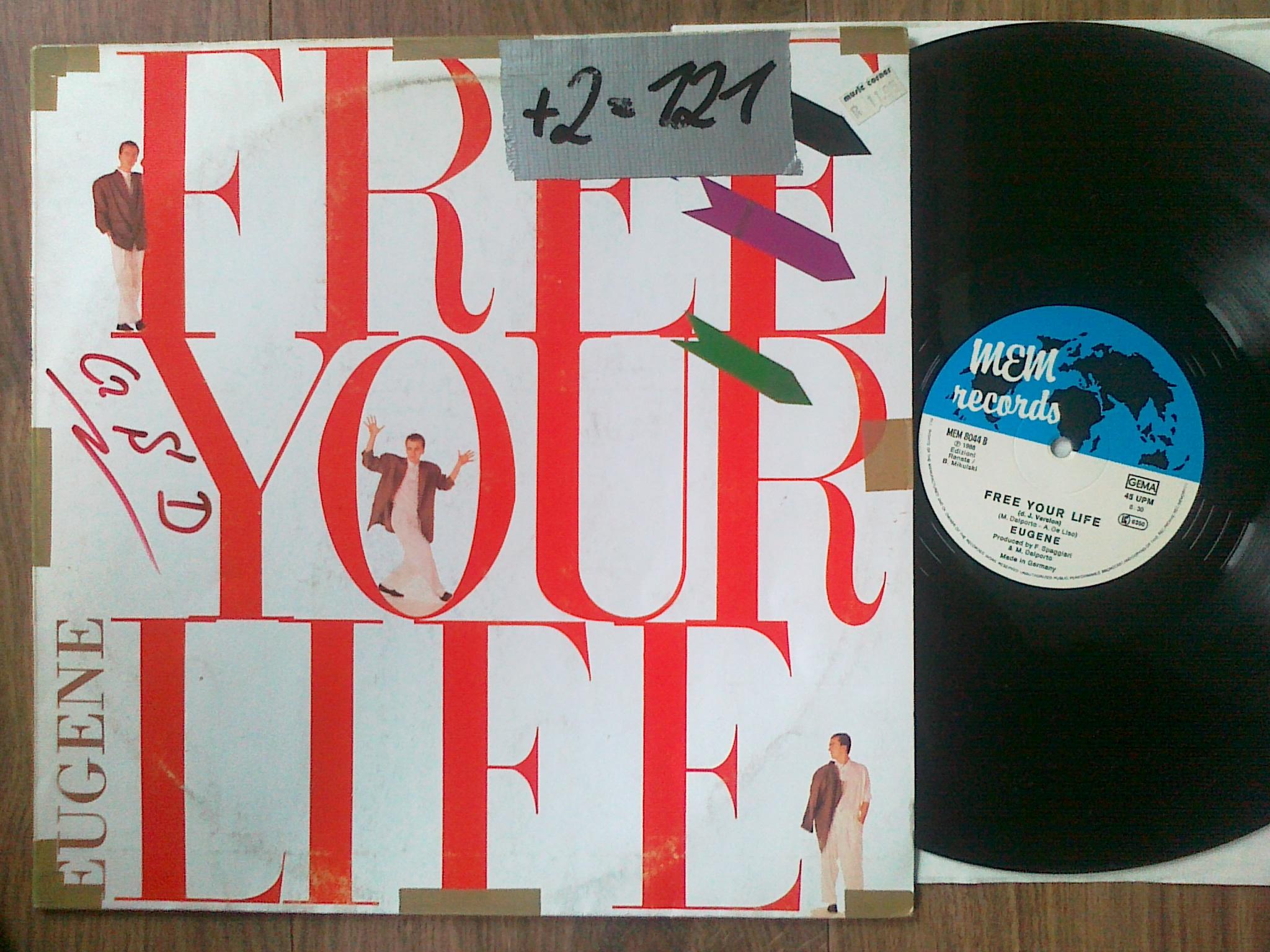 Eugene - Free Your Life