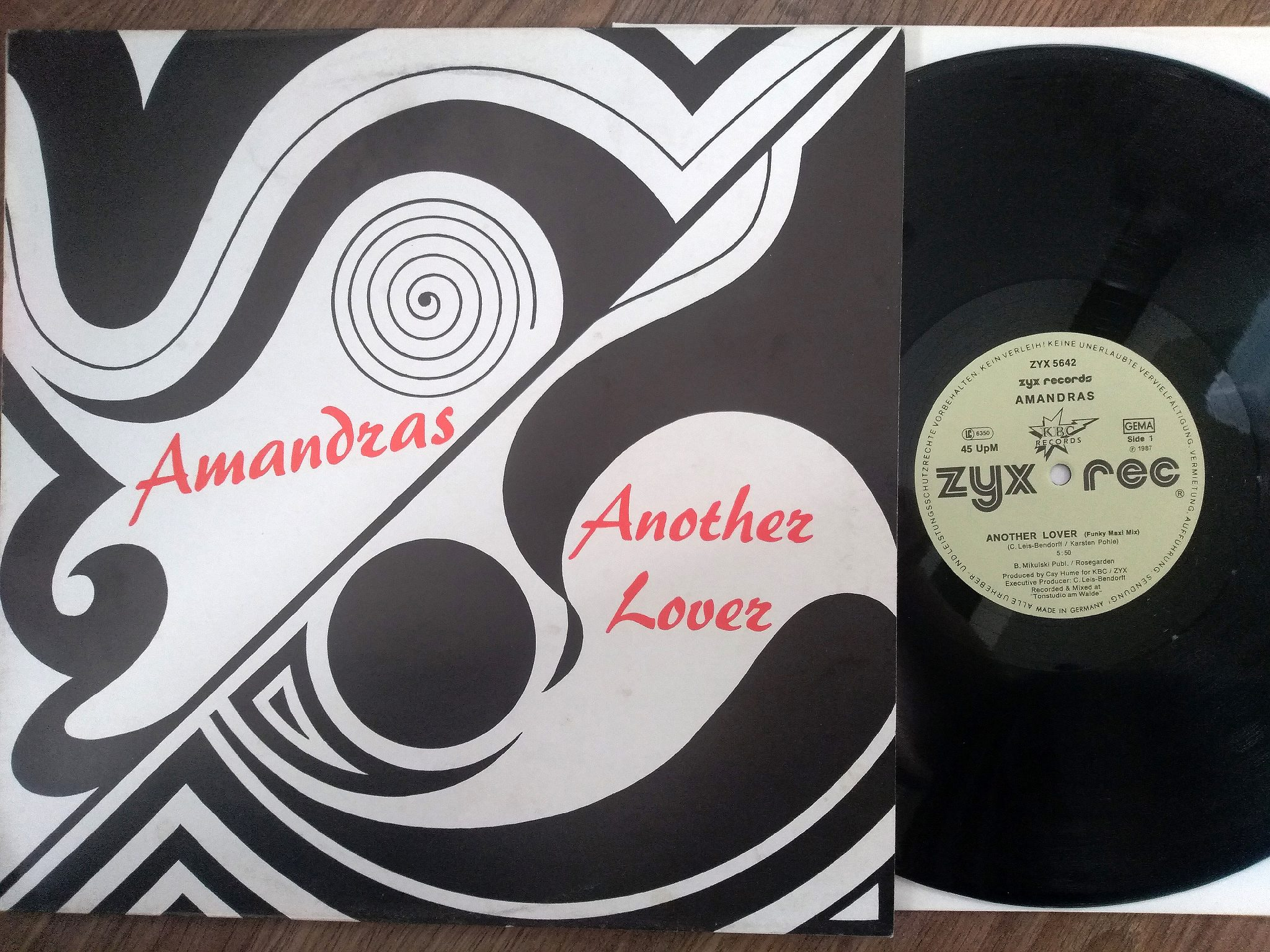 Amandras - Another Lover