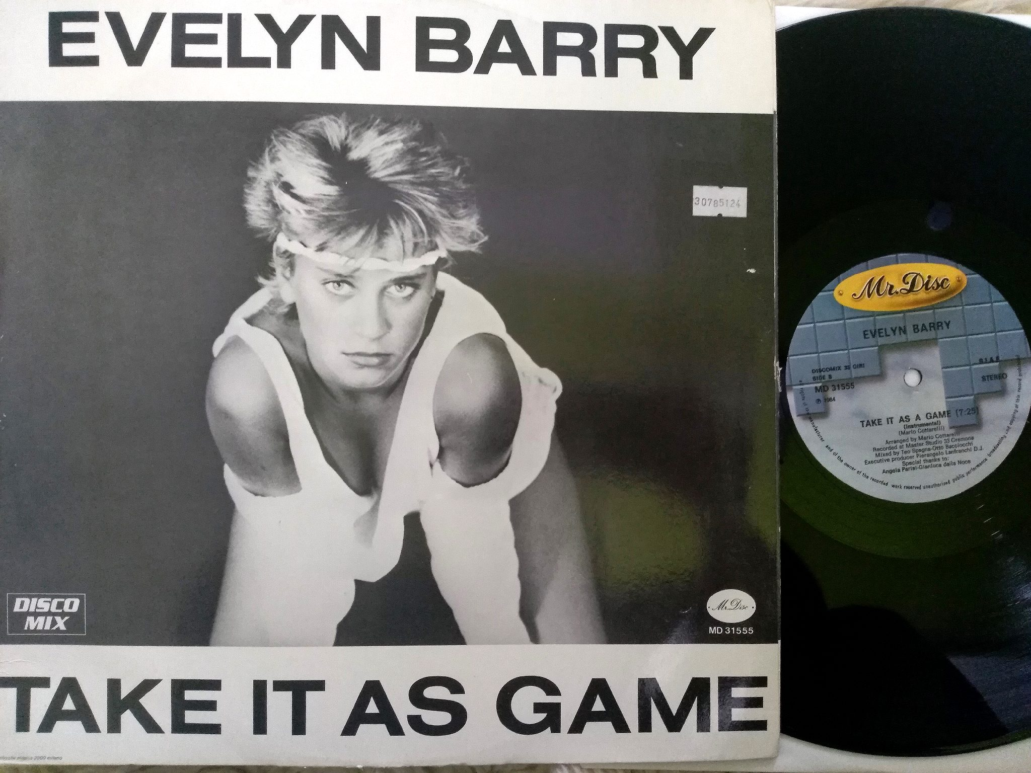 Evelyn Barry - Take It Game
