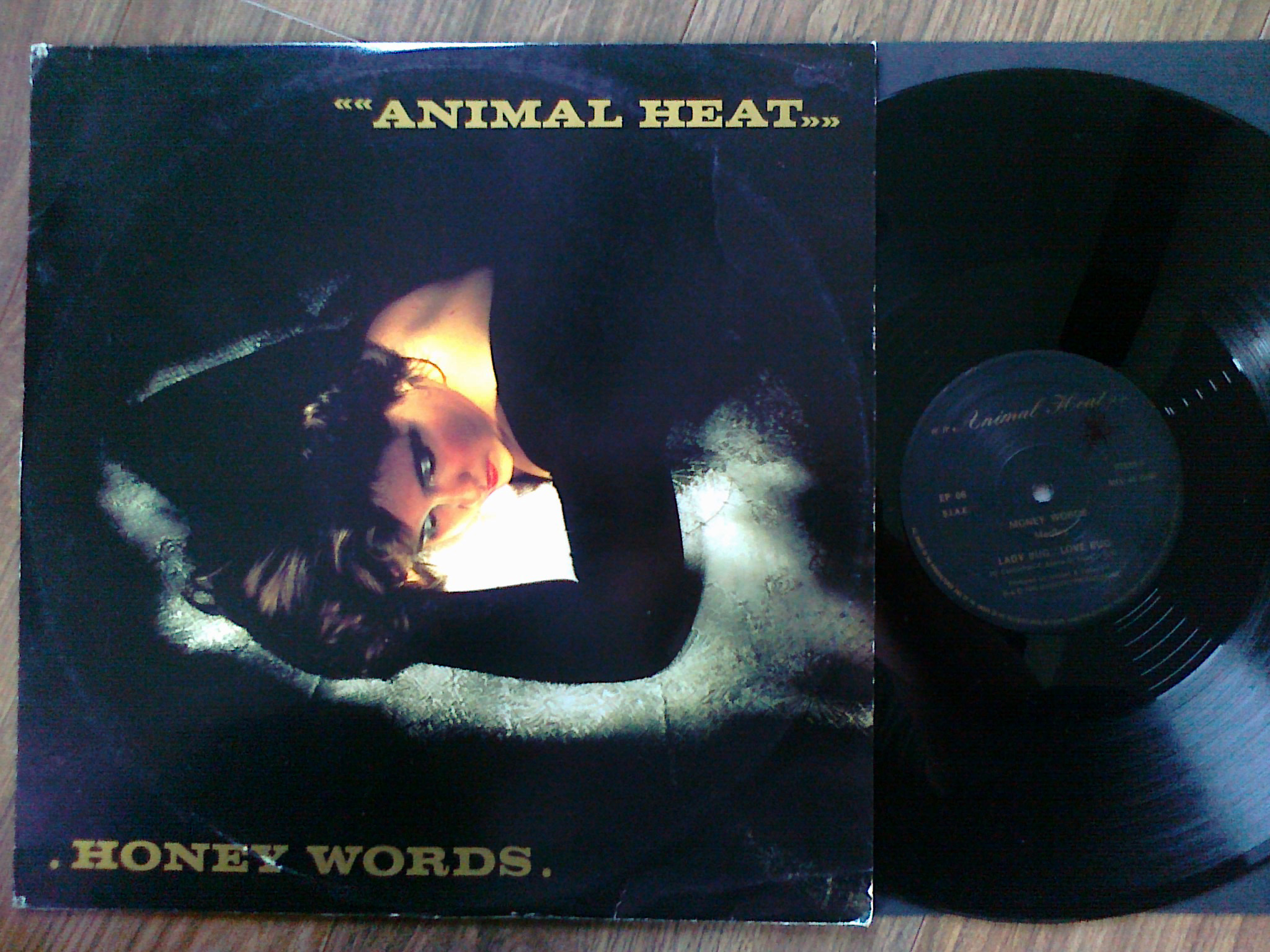 Animal Heat - Honey Words