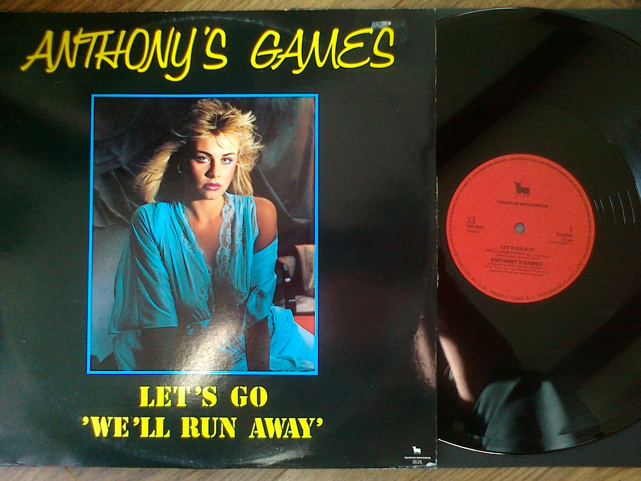 Anthony's Games - Let's Go