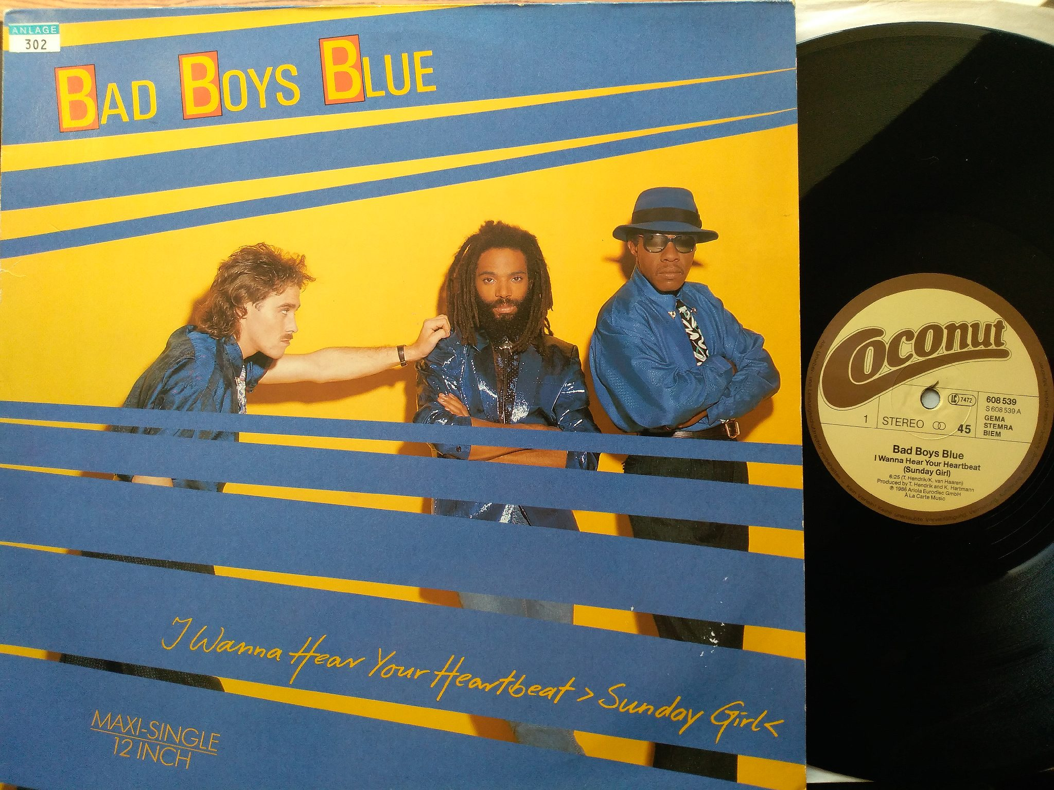 Bad Boys Blue - I Wanna Hear Your Hertbeat