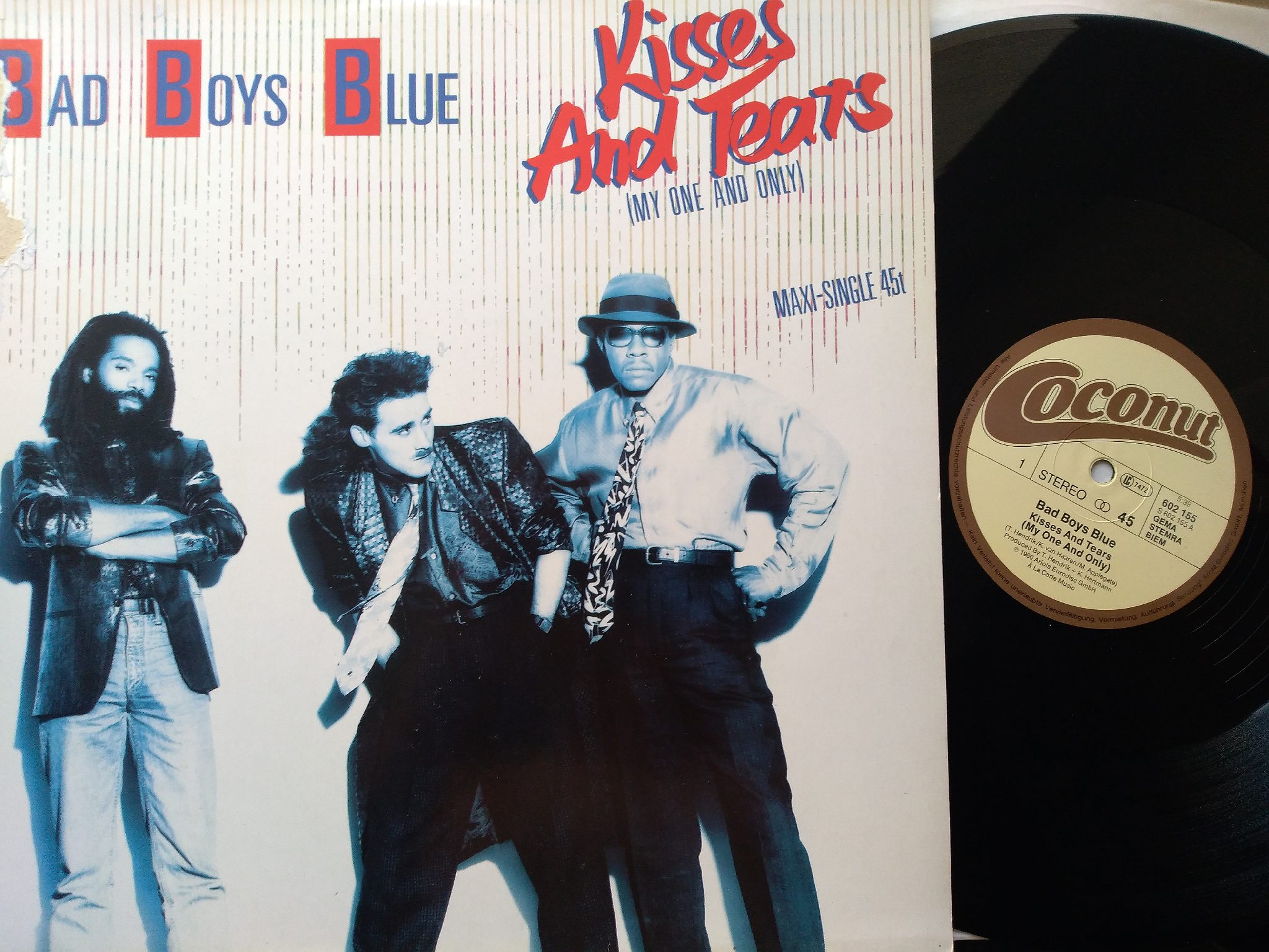 Bad Boys Blue - Kisses And Teats