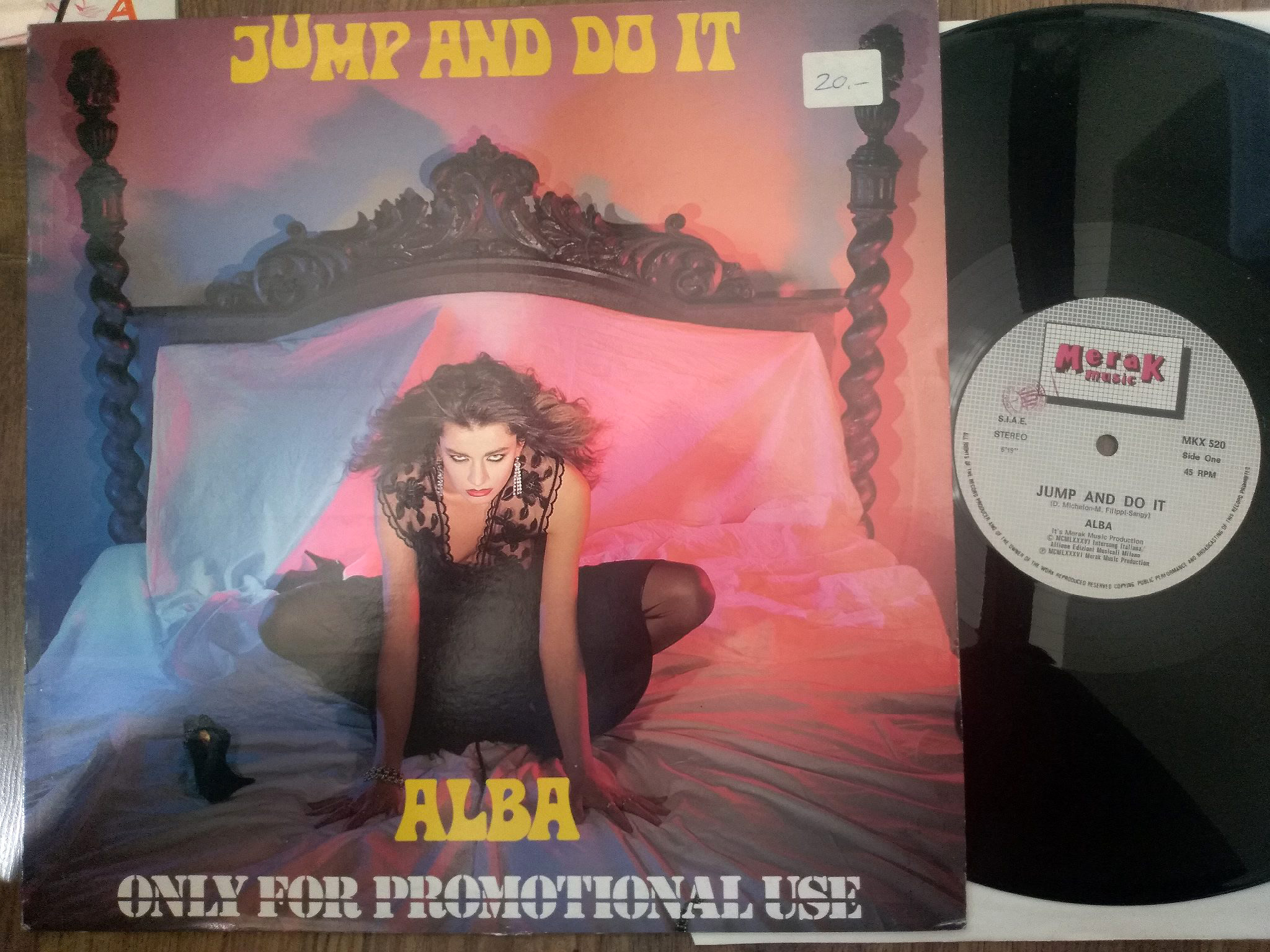Alba - Jump and Do It